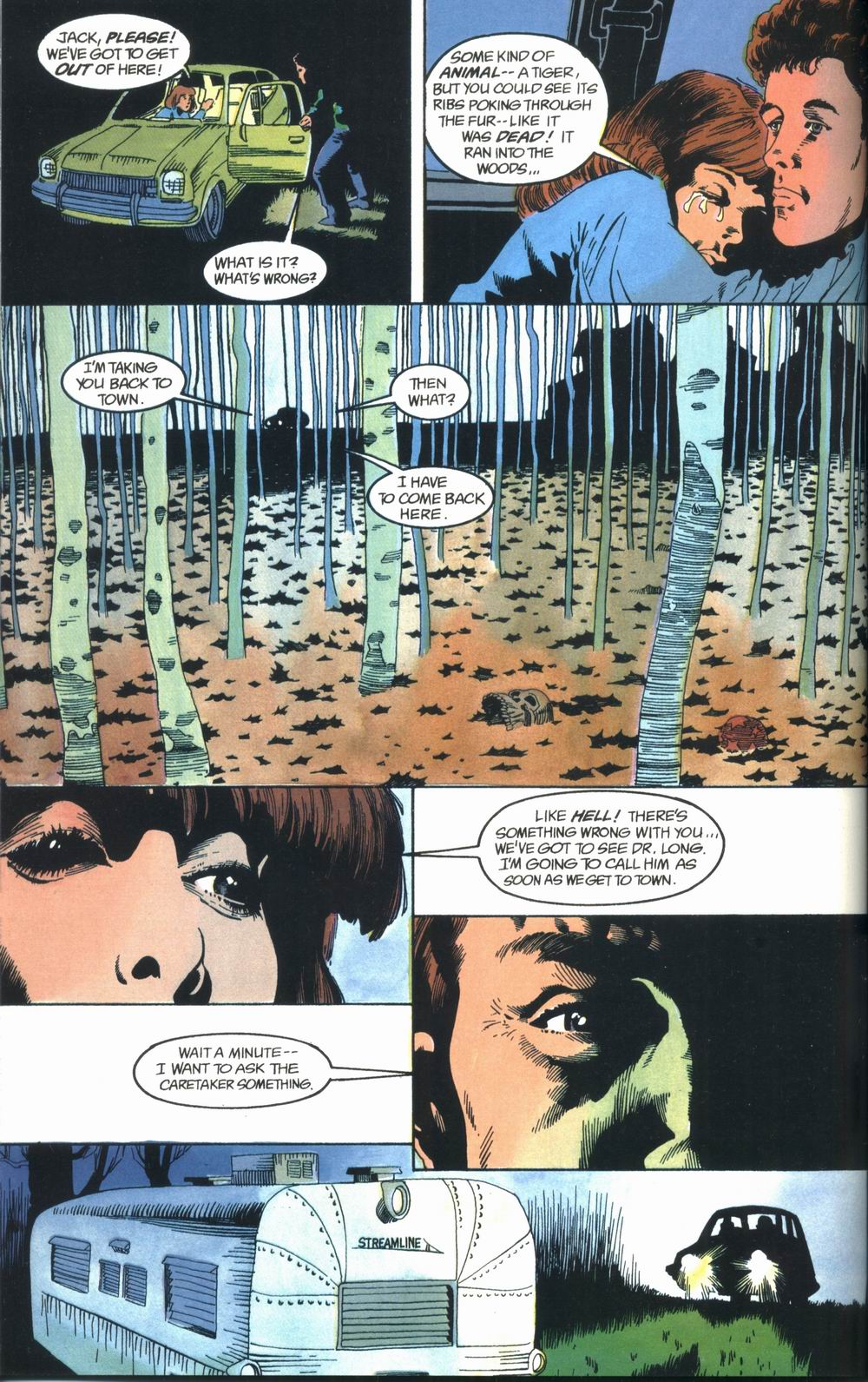 Read online Deadman: Love After Death comic -  Issue #1 - 40