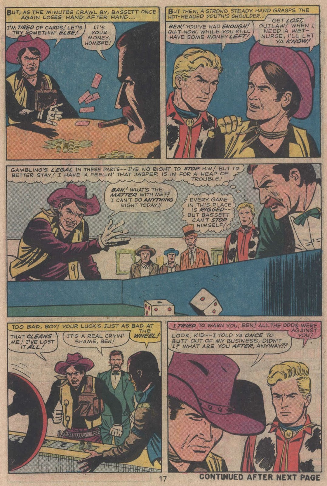 Kid Colt Outlaw issue 195 - Page 19