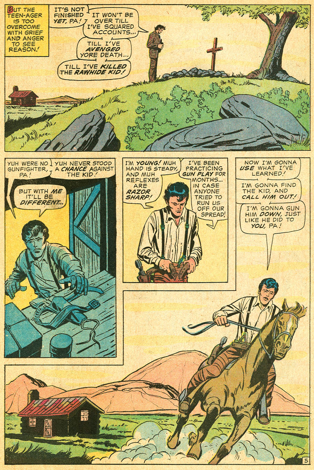 The Rawhide Kid (1955) 77 Page 7
