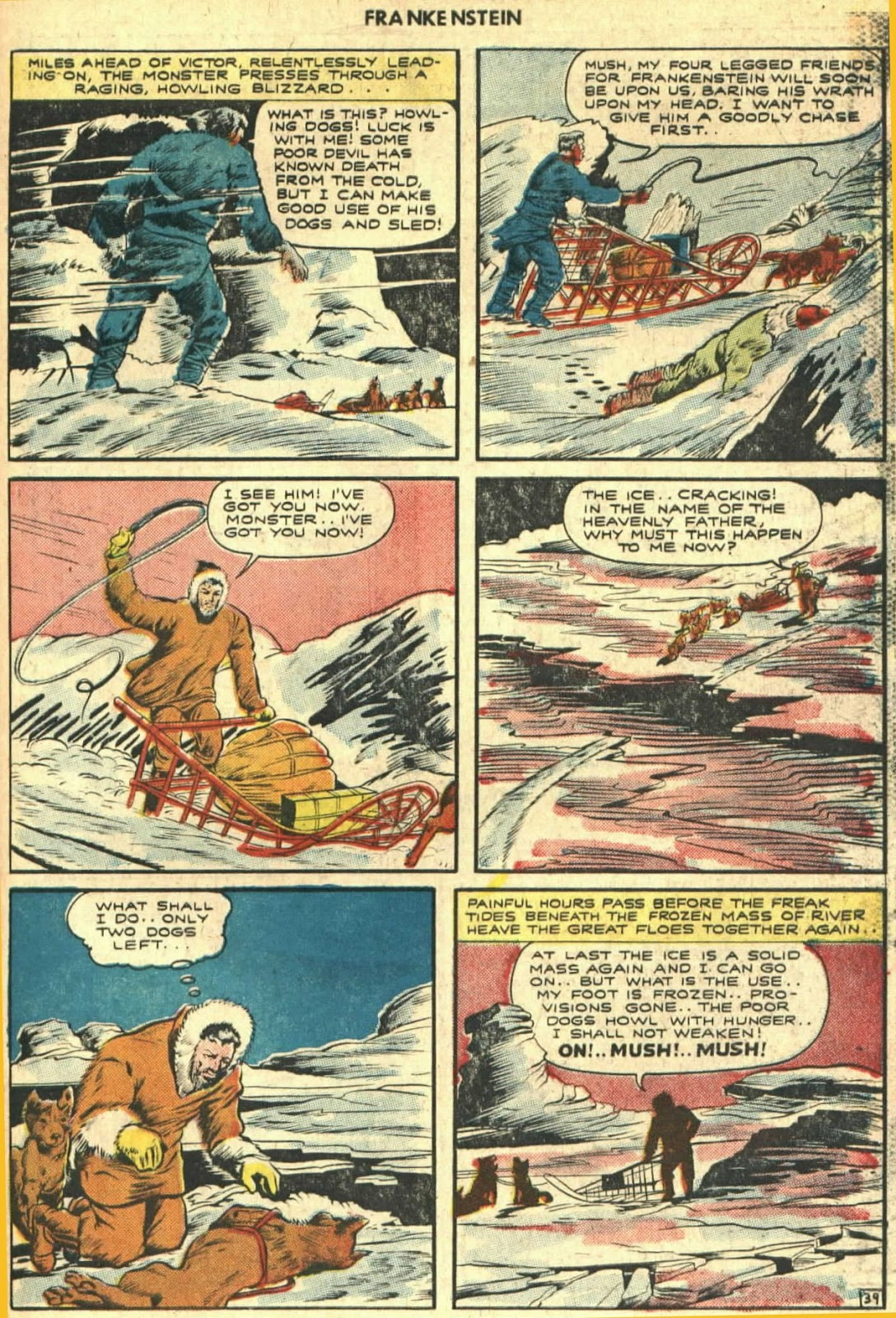 Classics Illustrated issue 26 - Page 41
