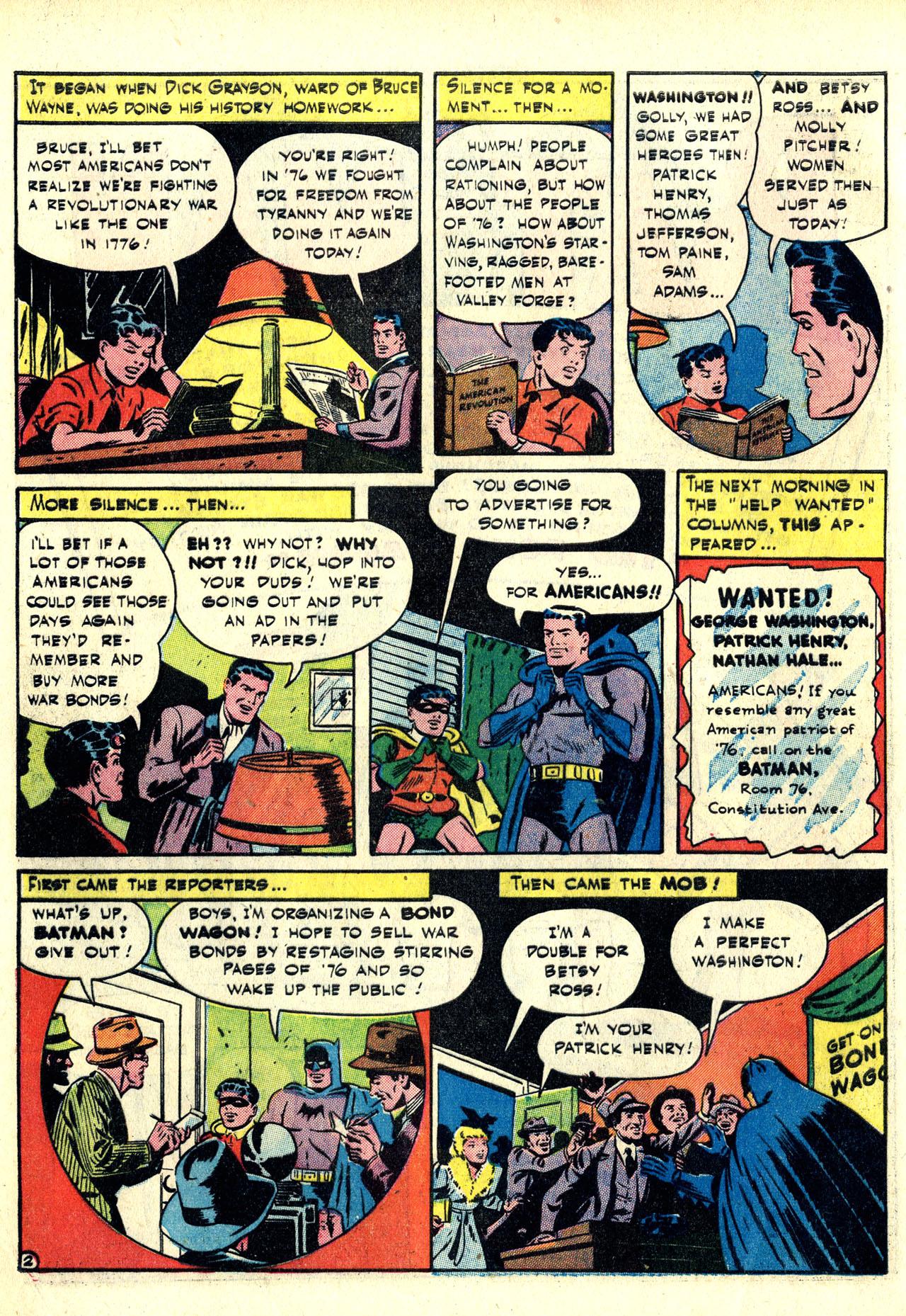 Read online Detective Comics (1937) comic -  Issue #78 - 4