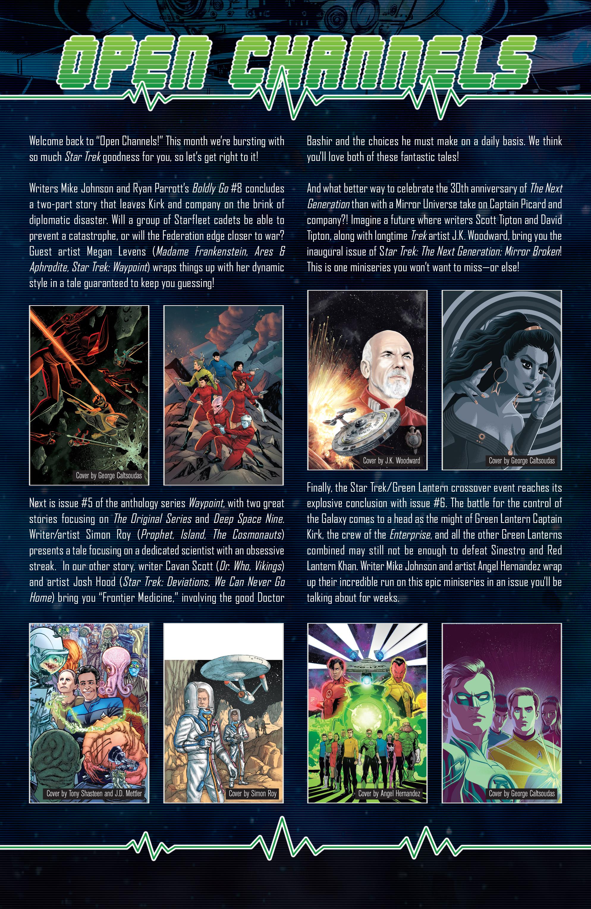 Read online Star Trek/Green Lantern (2016) comic -  Issue #6 - 21