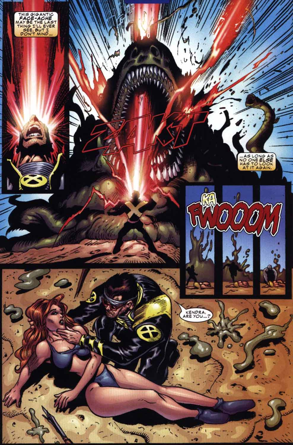 Read online Cyclops (2001) comic -  Issue #3 - 20