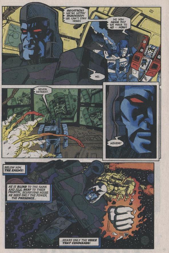 Read online Transformers: Generation 2 comic -  Issue #7 - 14