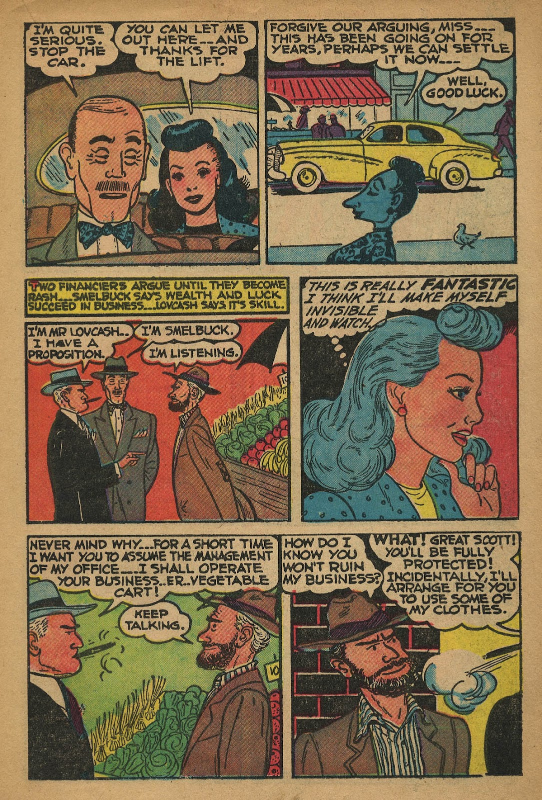 Read online Famous Funnies comic -  Issue #162 - 19