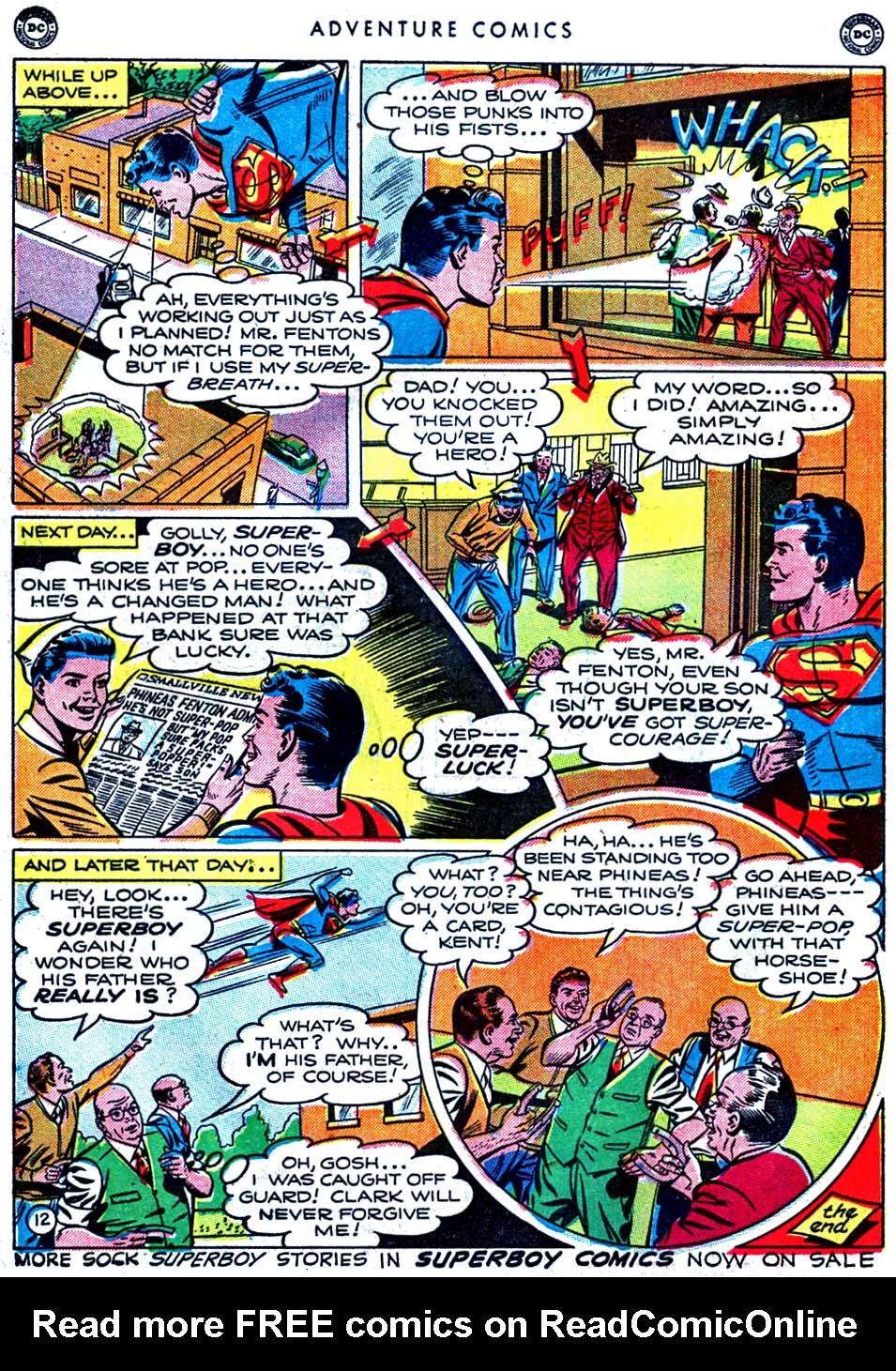 Read online Adventure Comics (1938) comic -  Issue #163 - 14