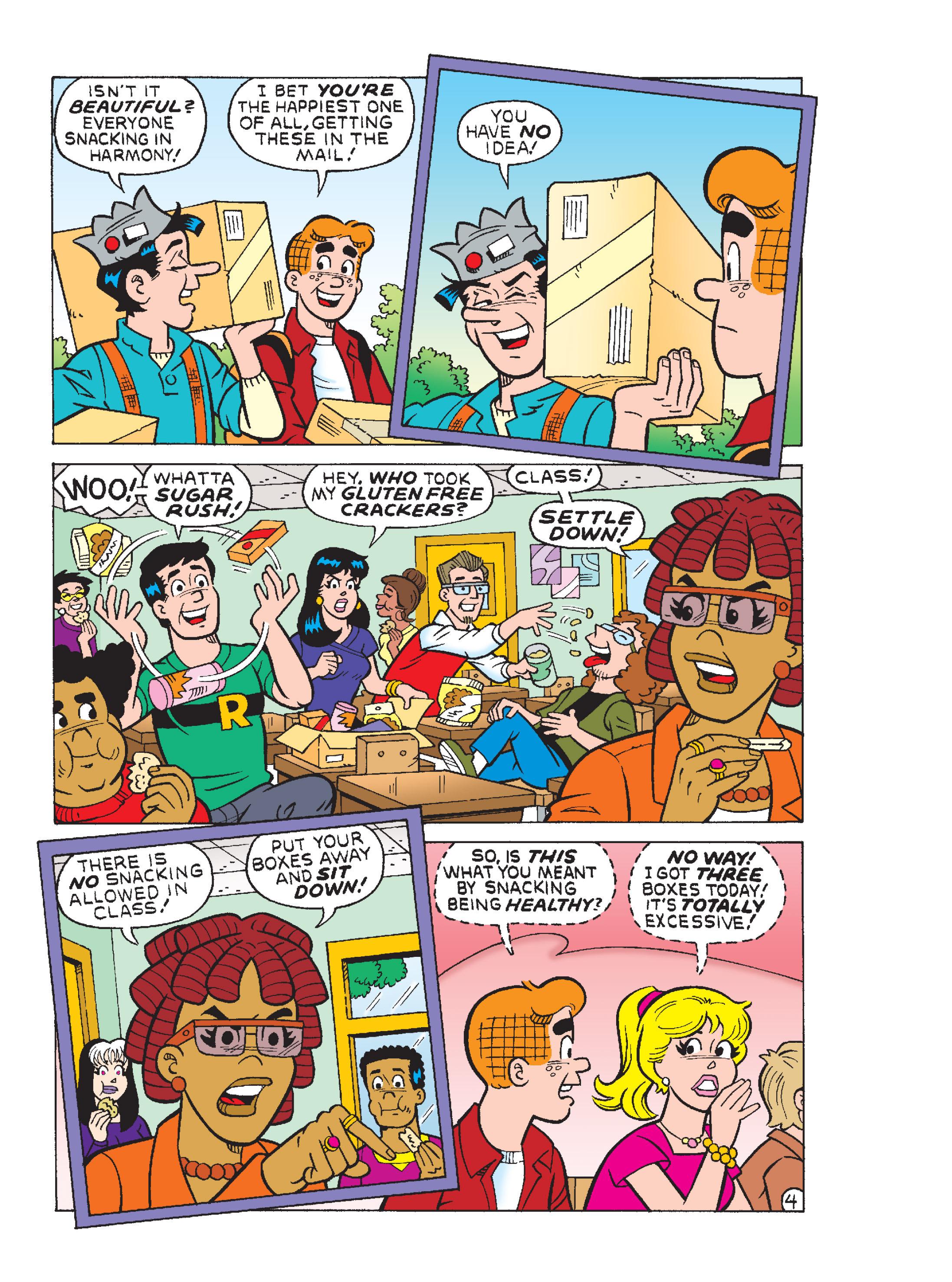 Read online Archie 1000 Page Comics Blowout! comic -  Issue # TPB (Part 1) - 76