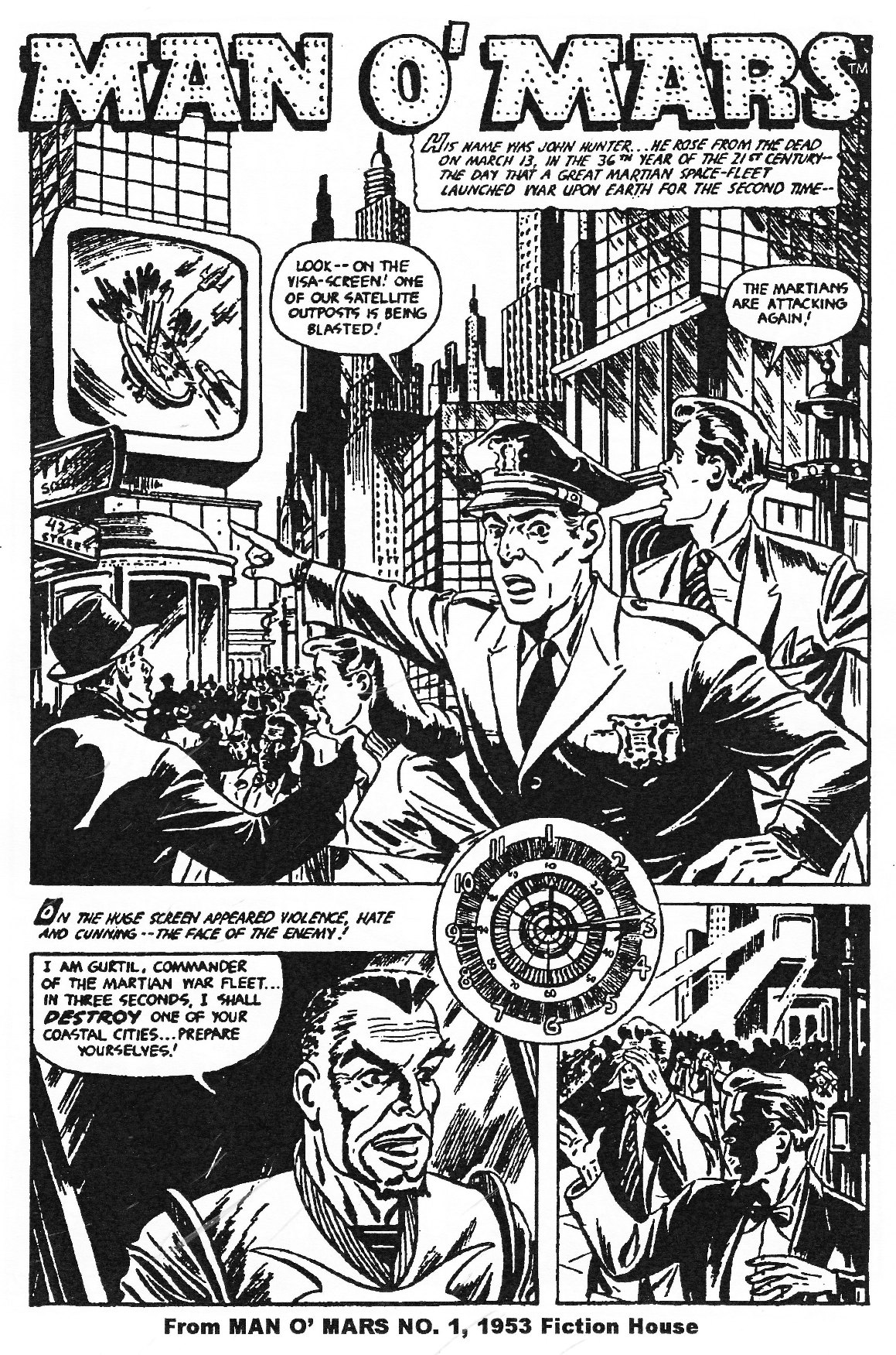 Read online Men of Mystery Comics comic -  Issue #83 - 137