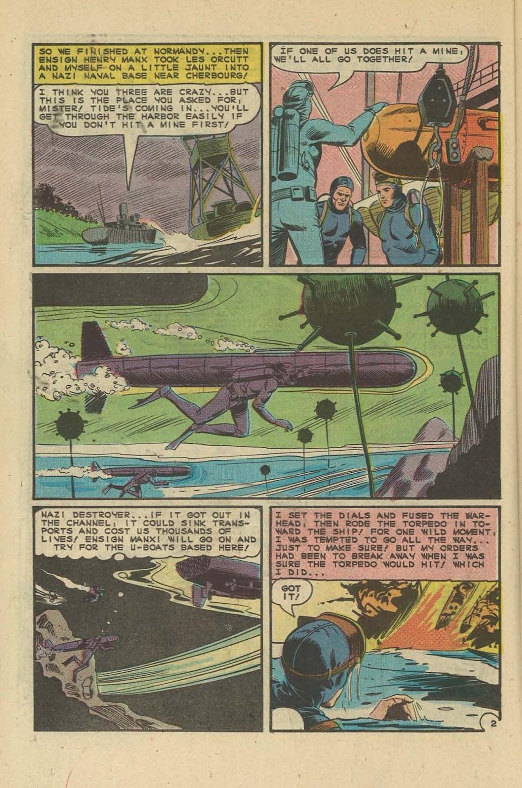 Read online Fightin' Navy comic -  Issue #127 - 26