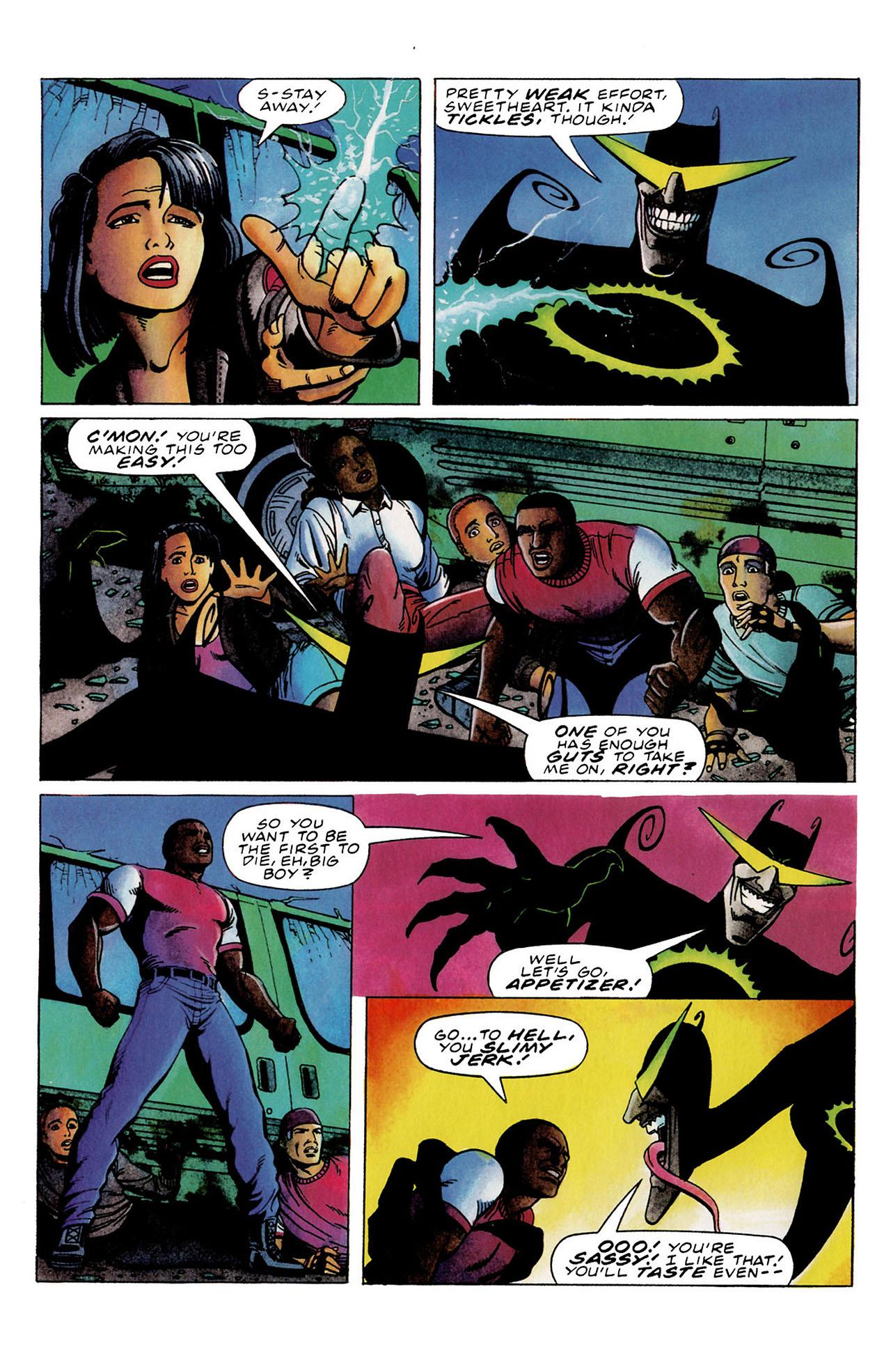 Read online Harbinger (1992) comic -  Issue #34 - 8