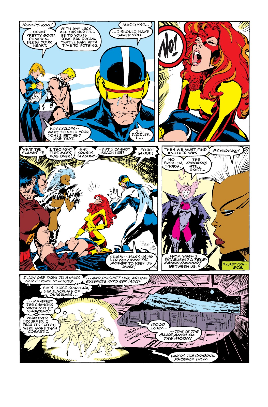 Uncanny X-Men (1963) issue 243 - Page 4