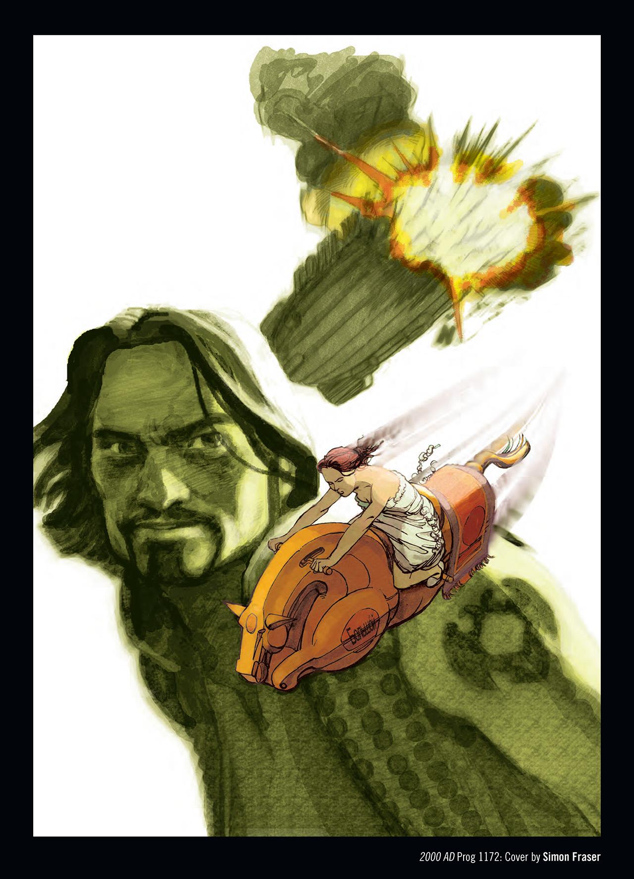 Read online Nikolai Dante comic -  Issue # TPB 3 - 137