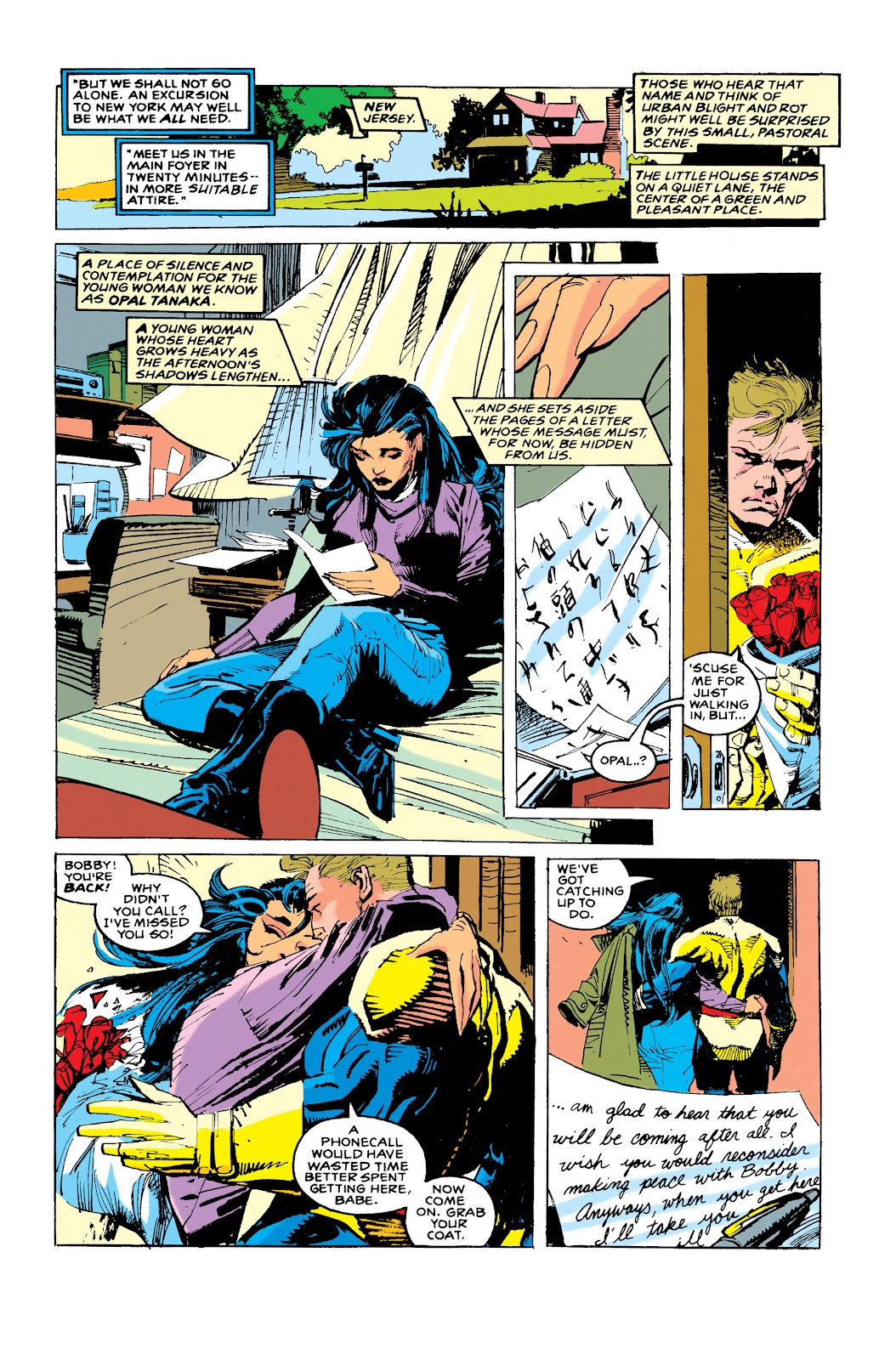 Uncanny X-Men (1963) issue 288 - Page 8