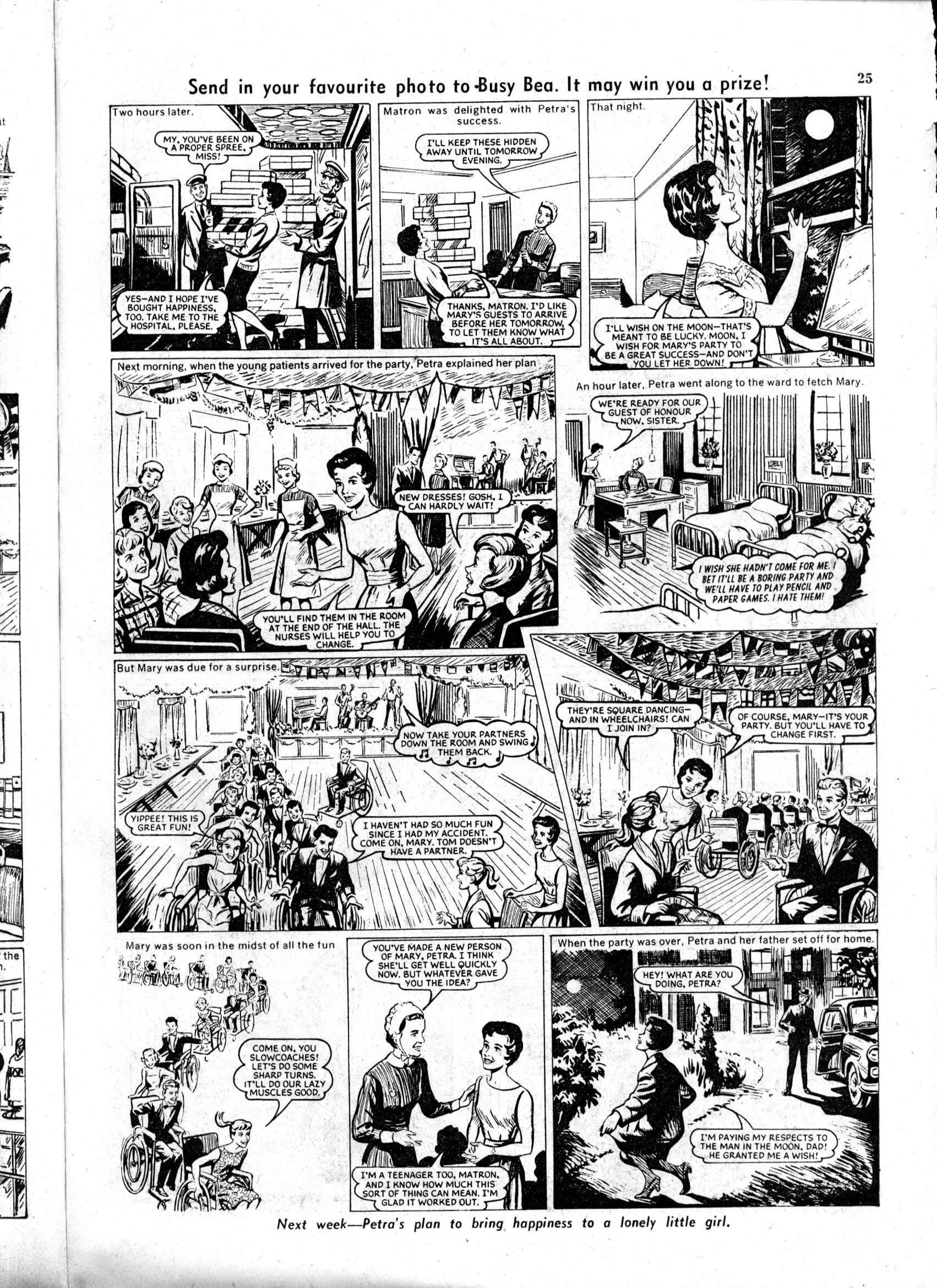 Read online Judy comic -  Issue #158 - 25