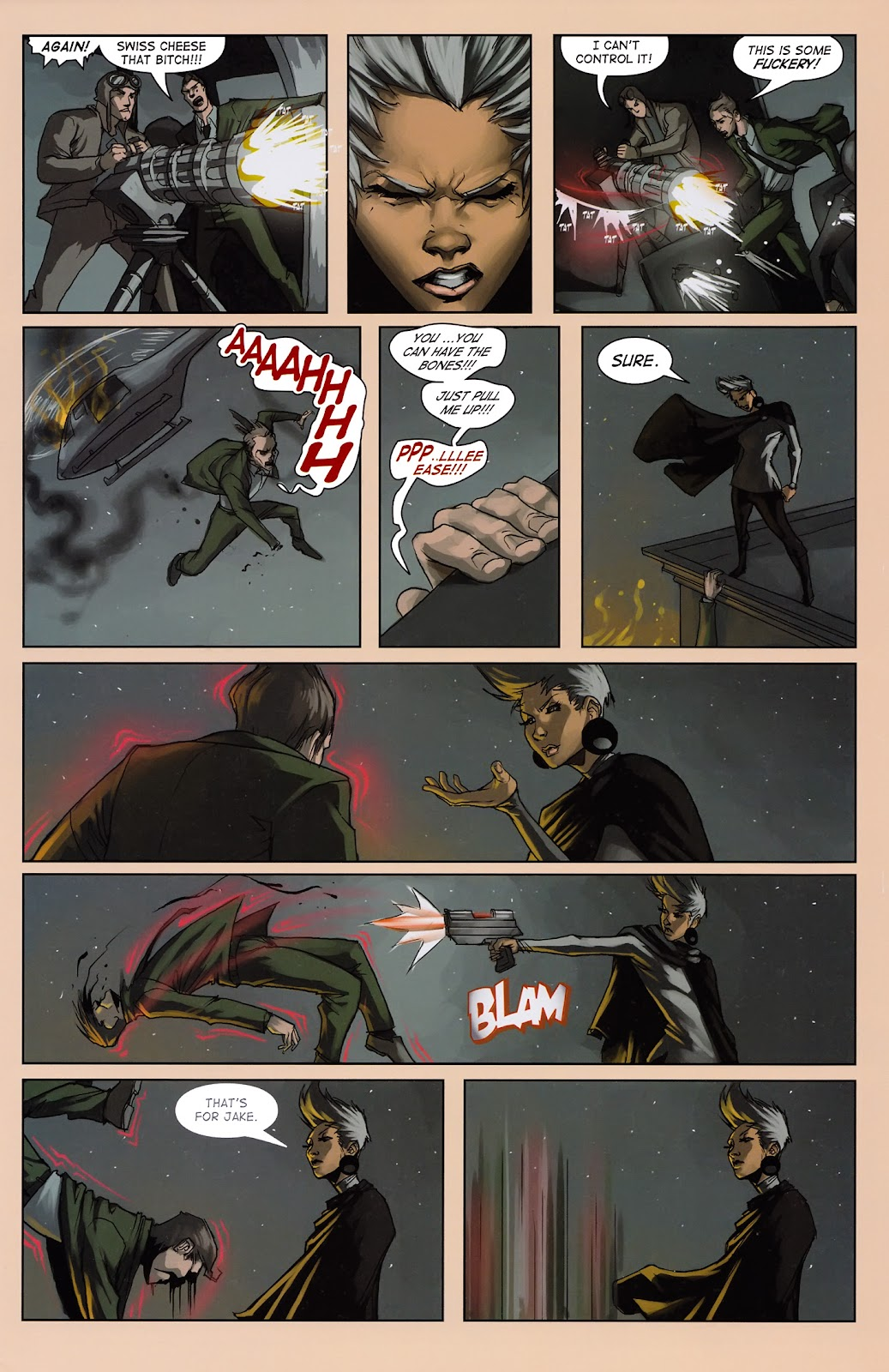 Read online Vescell comic -  Issue #3 - 27
