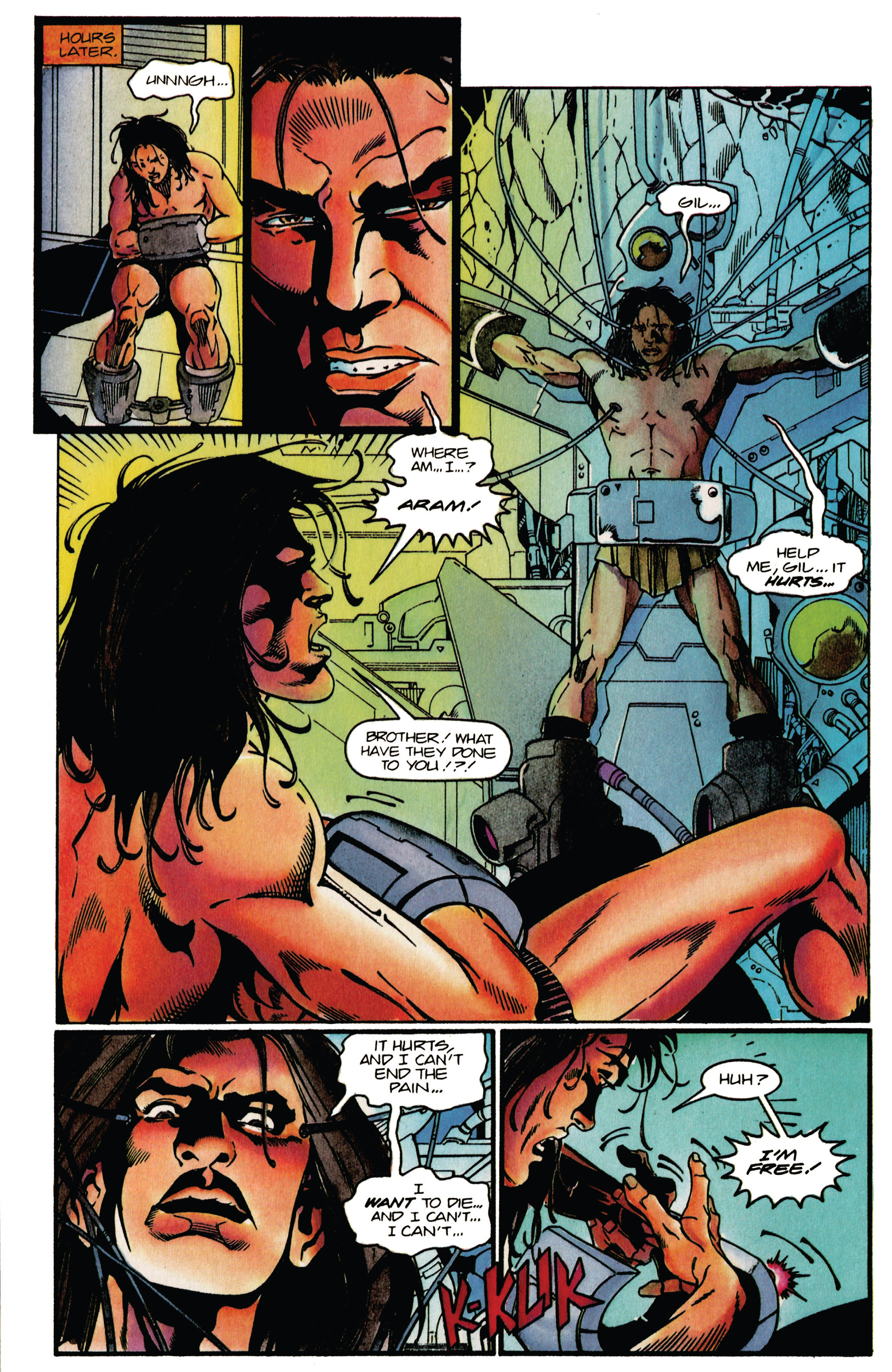 Read online Eternal Warrior (1992) comic -  Issue #38 - 8