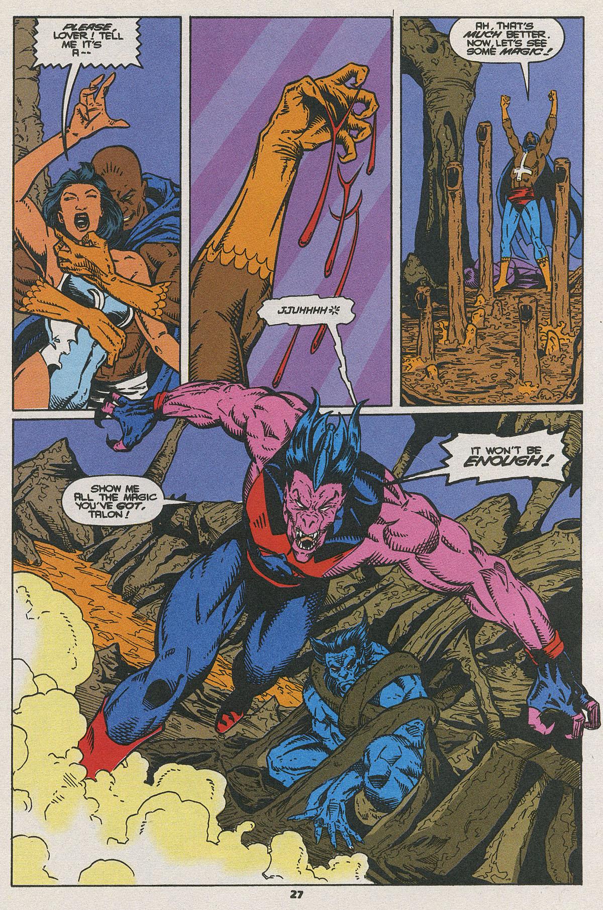 Read online Wonder Man (1991) comic -  Issue #25 - 21