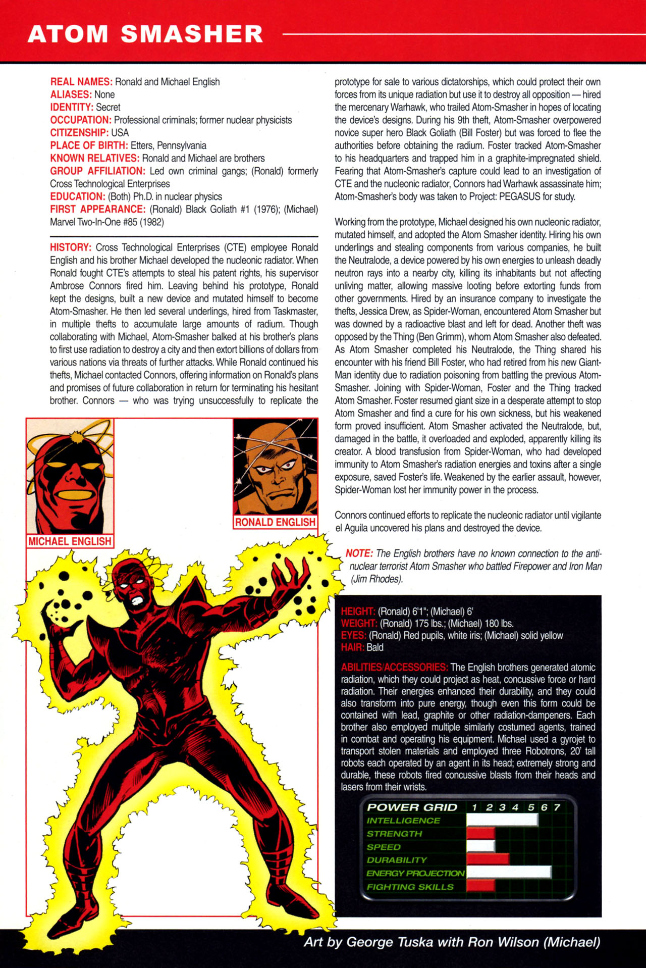 Read online All-New Official Handbook of the Marvel Universe A to Z: Update comic -  Issue #4 - 4