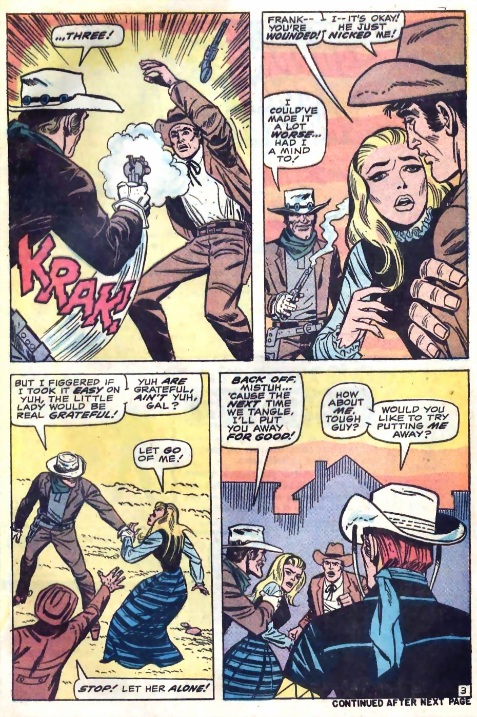 The Rawhide Kid (1955) issue 75 - Page 5