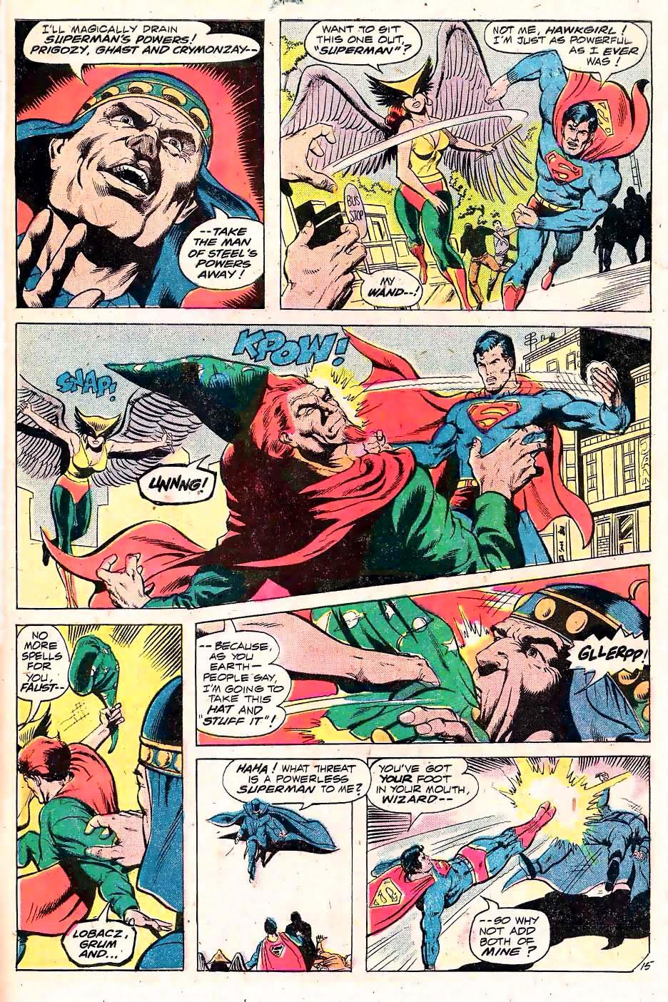 Read online Secret Society of Super-Villains comic -  Issue #7 - 16
