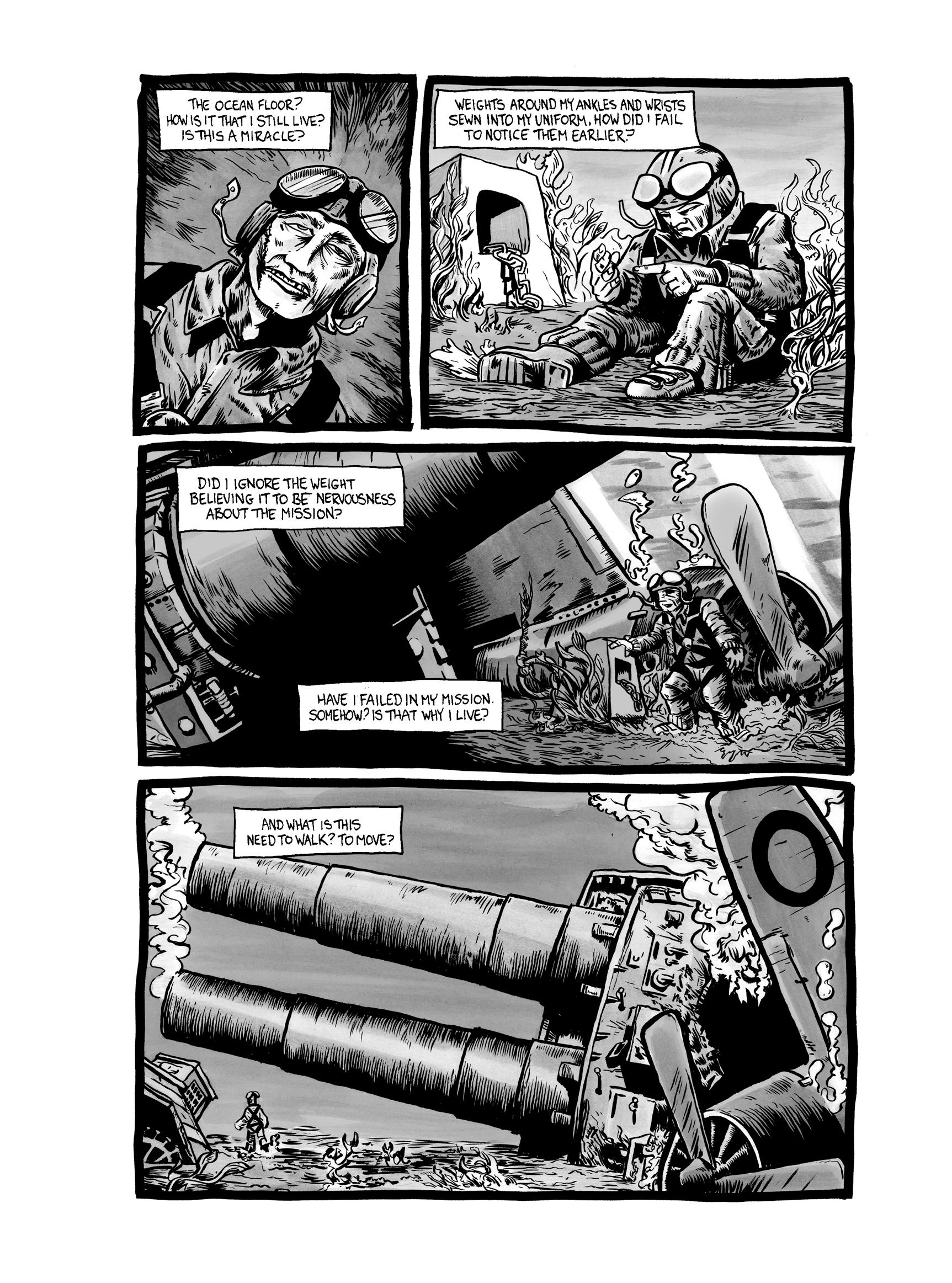 Read online FUBAR comic -  Issue #2 - 36