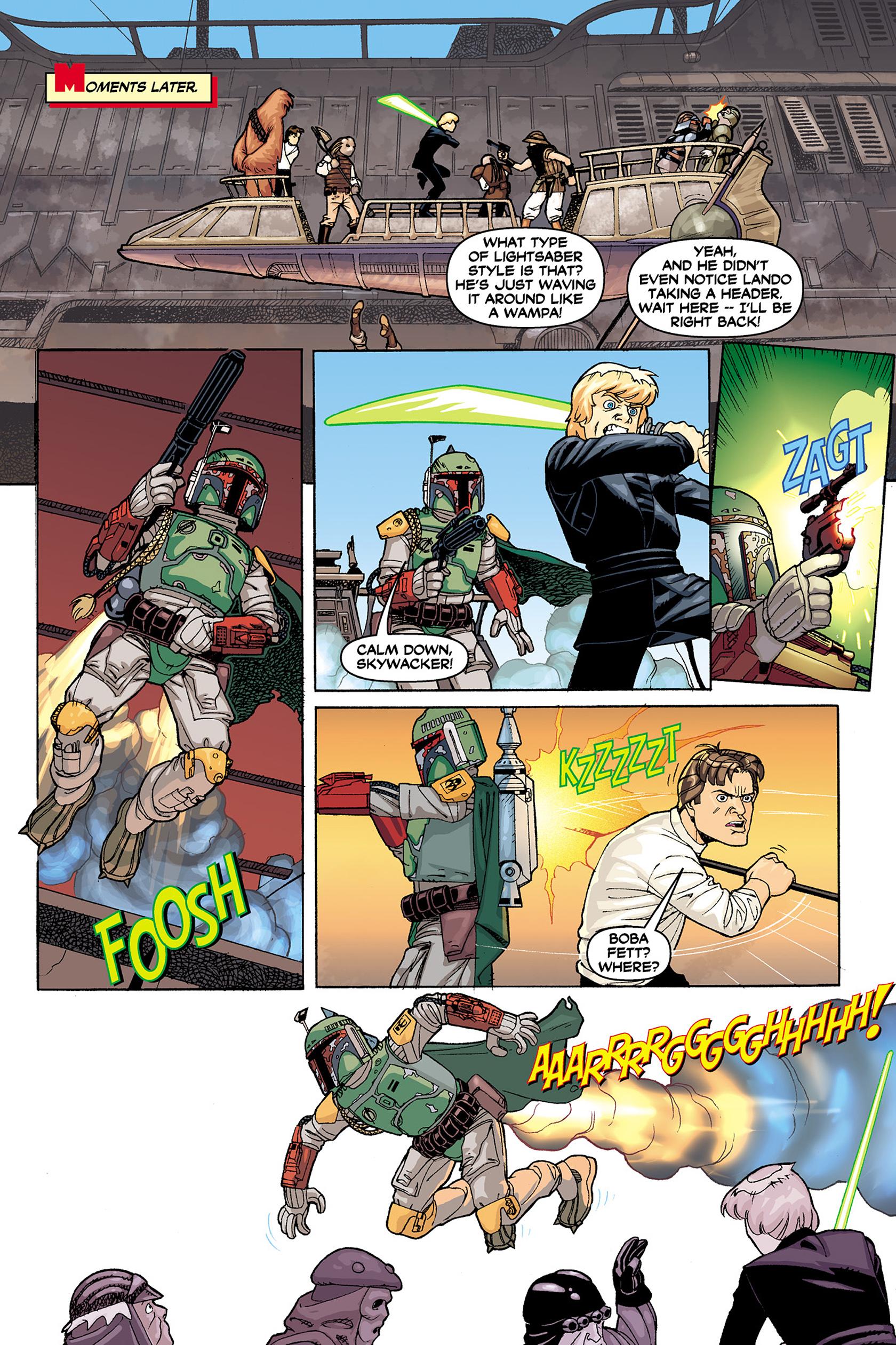 Read online Star Wars Omnibus comic -  Issue # Vol. 30 - 362