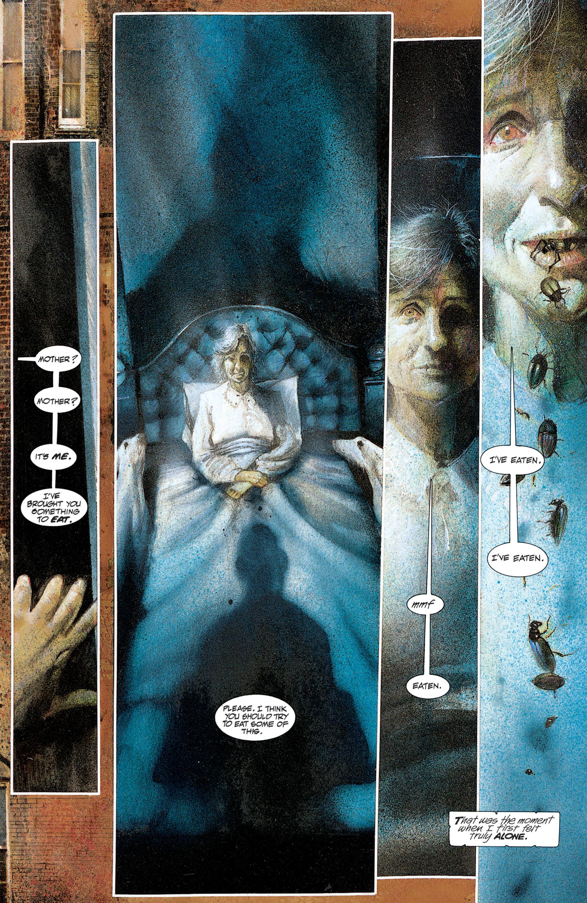 Read online Arkham Asylum comic -  Issue #Arkham Asylum Full - 11