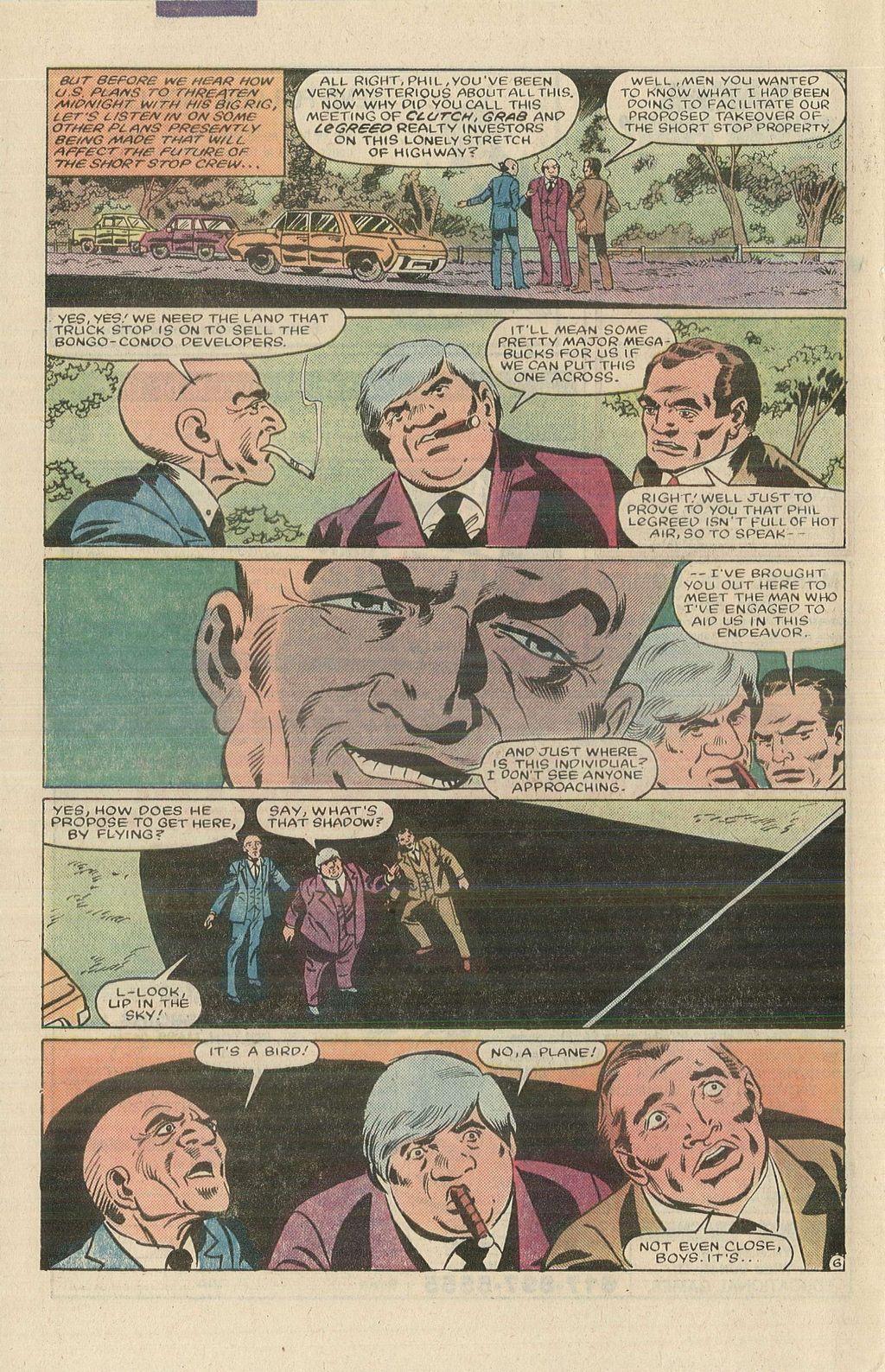 Read online U.S. 1 comic -  Issue #9 - 10