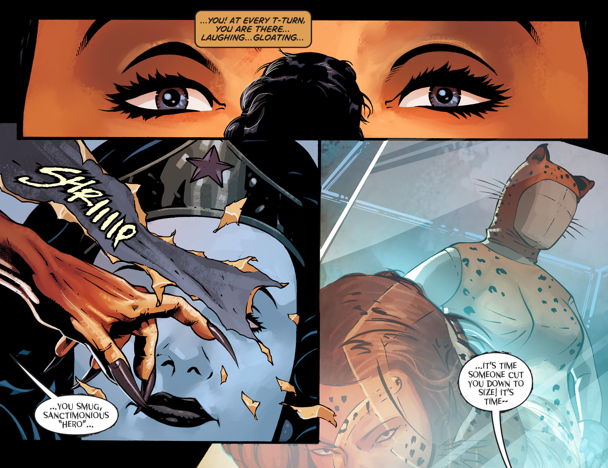 Read online Wonder Woman '77 [I] comic -  Issue #7 - 21