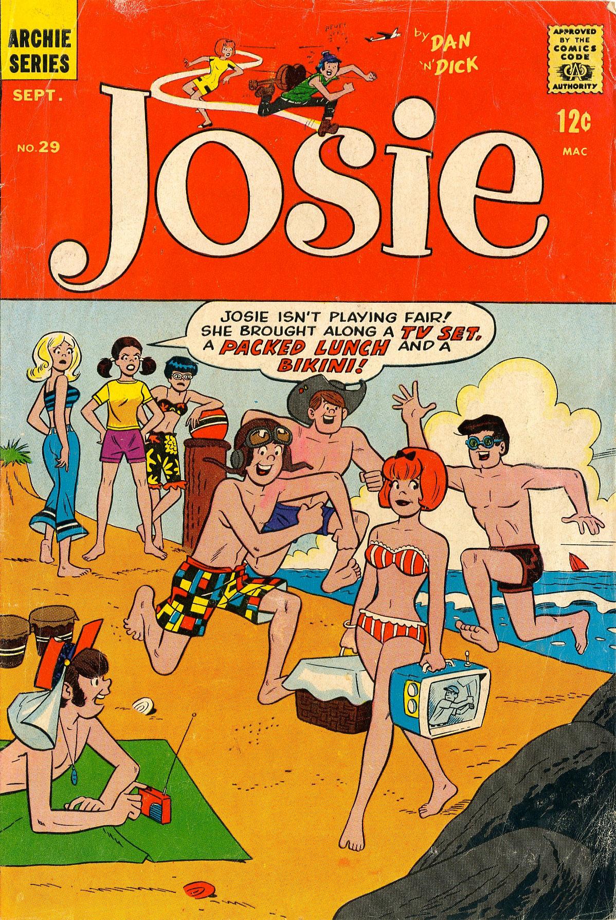 Read online She's Josie comic -  Issue #29 - 1