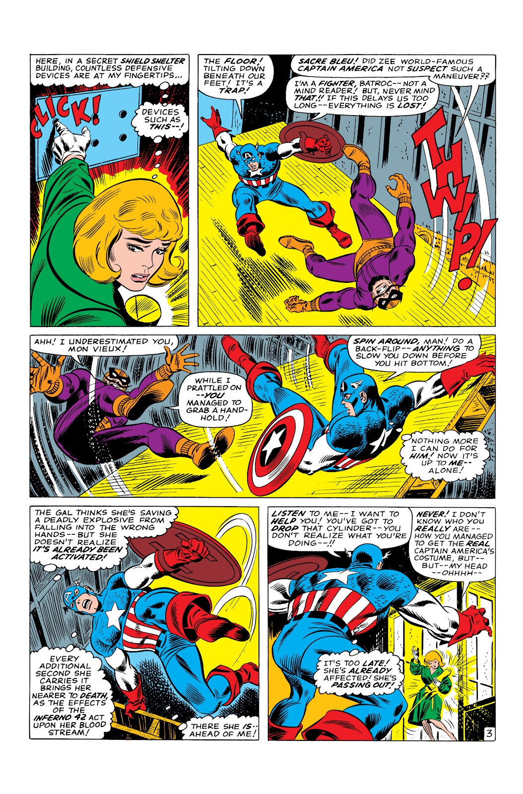 Read online Marvel Masterworks: The Invincible Iron Man comic -  Issue # TPB 3 (Part 3) - 48