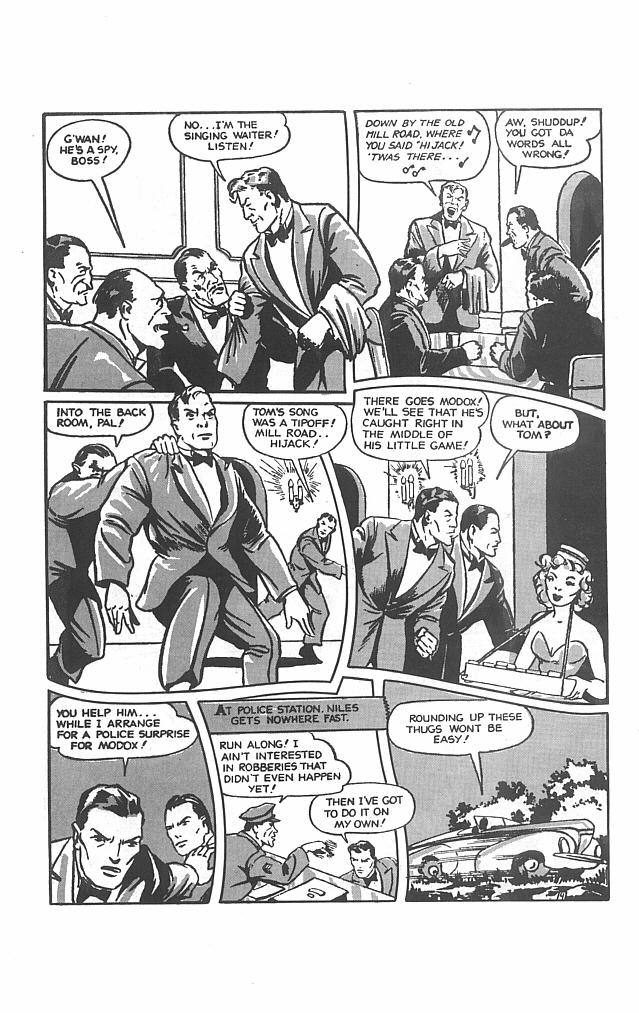 Read online Men of Mystery Comics comic -  Issue #24 - 22