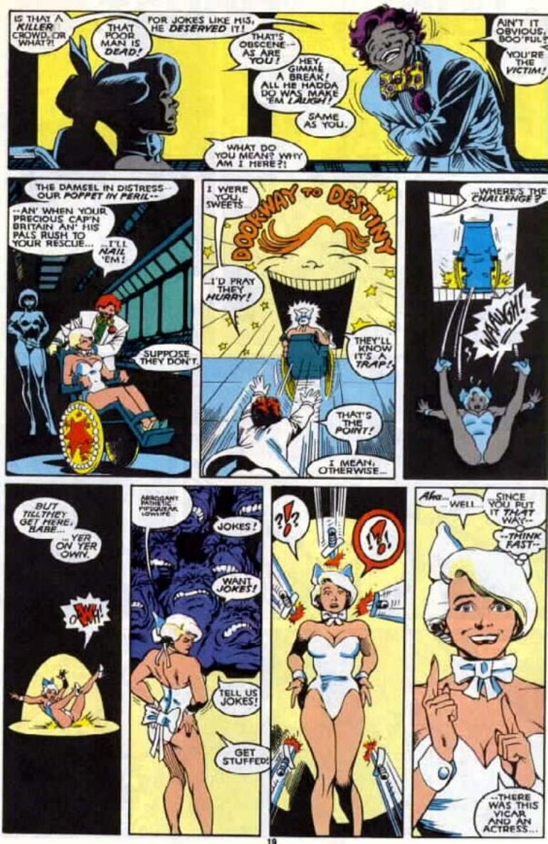 Excalibur (1988) issue 4 - Page 16