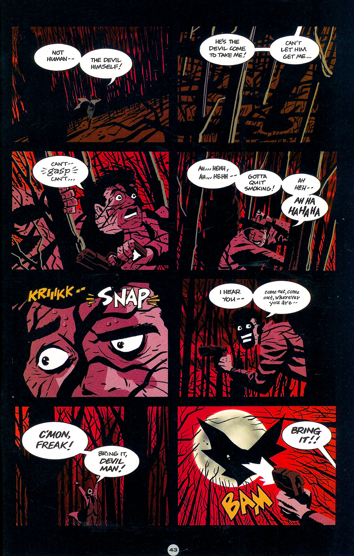 Read online Solo (2004) comic -  Issue #5 - 42