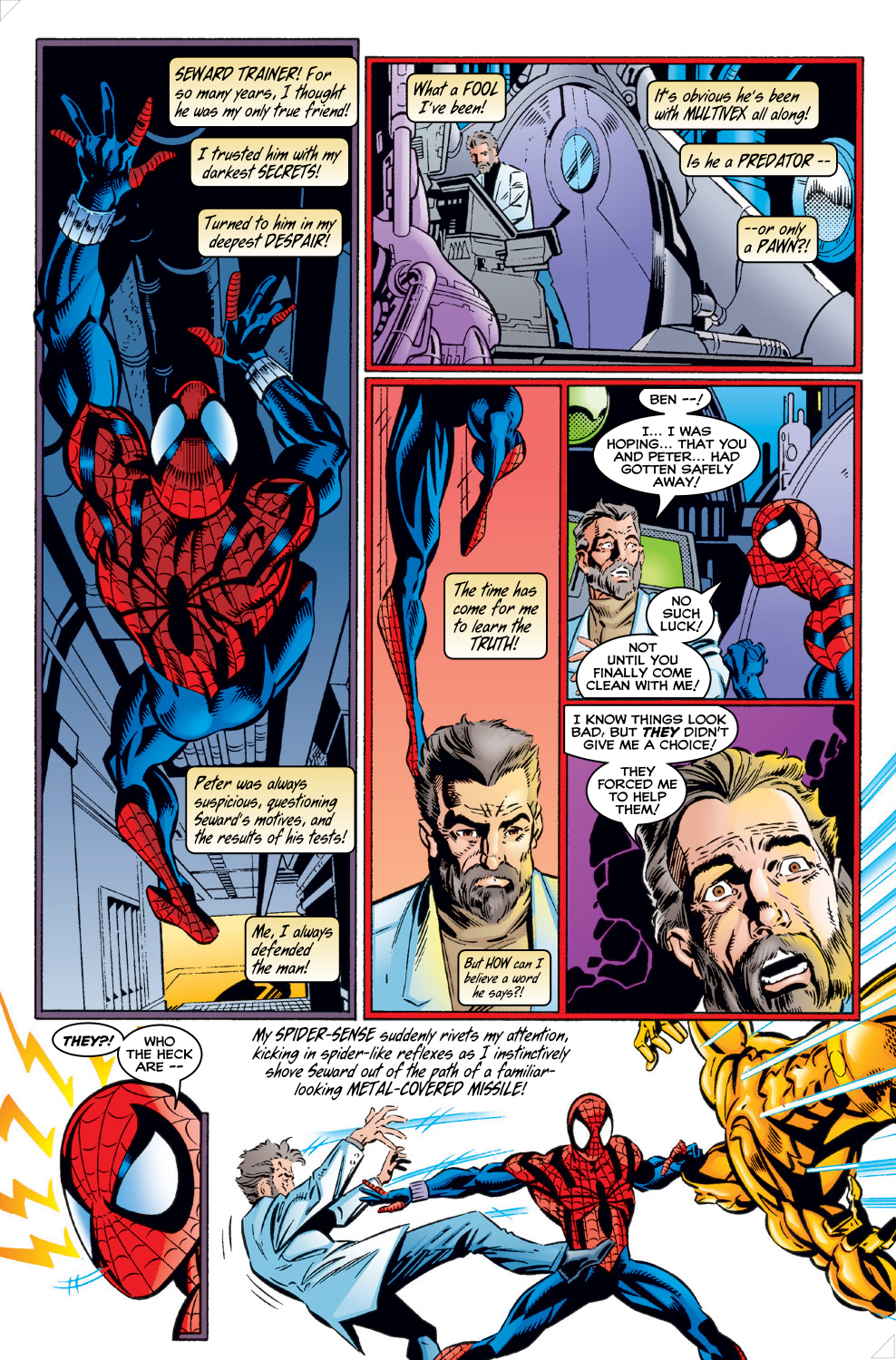 The Amazing Spider-Man (1963) 412 Page 6