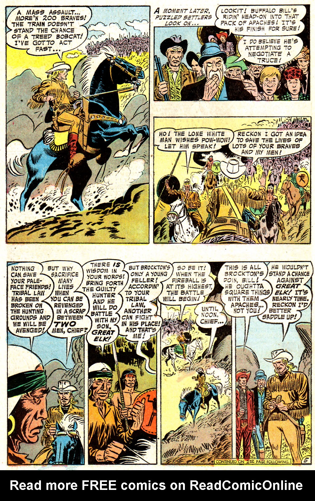 Read online All-Star Western (1970) comic -  Issue #7 - 32