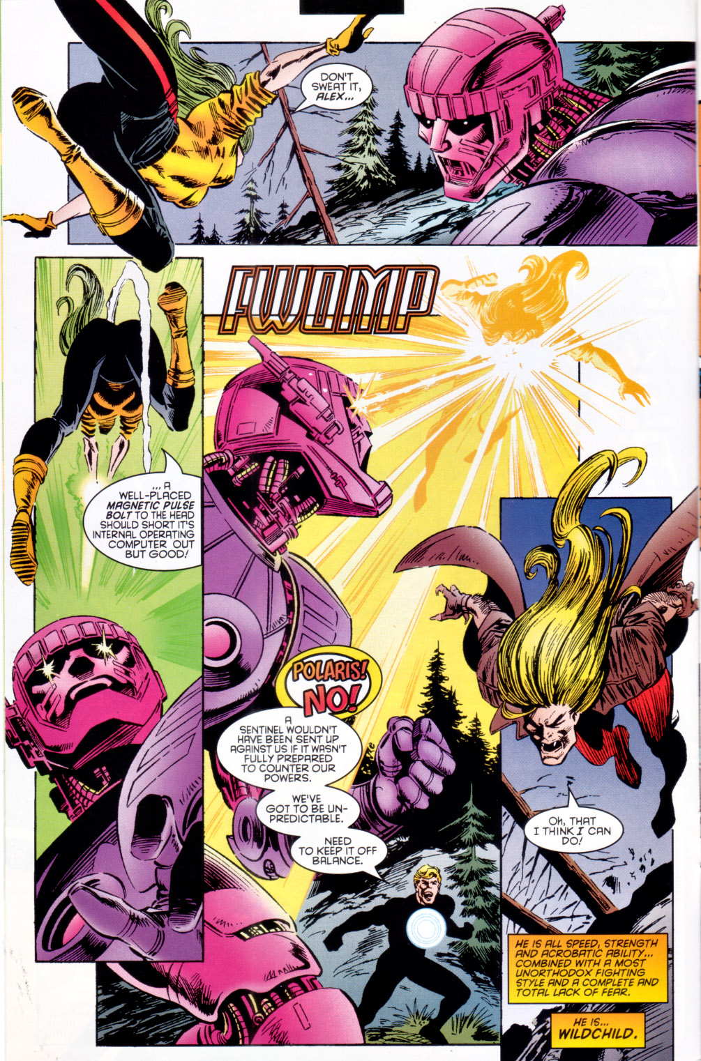 Read online X-Factor (1986) comic -  Issue #117 - 5