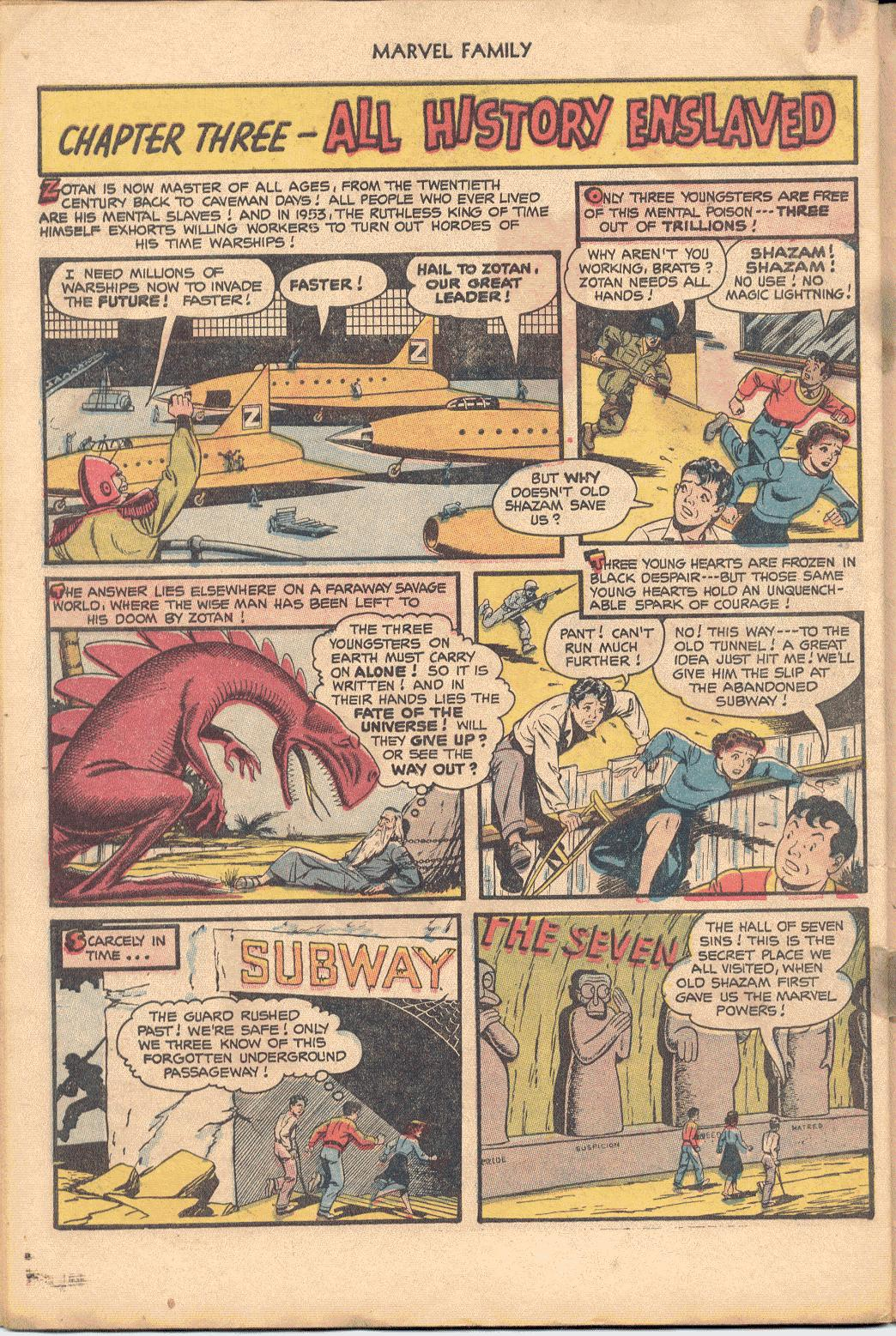 The Marvel Family issue 88 - Page 30
