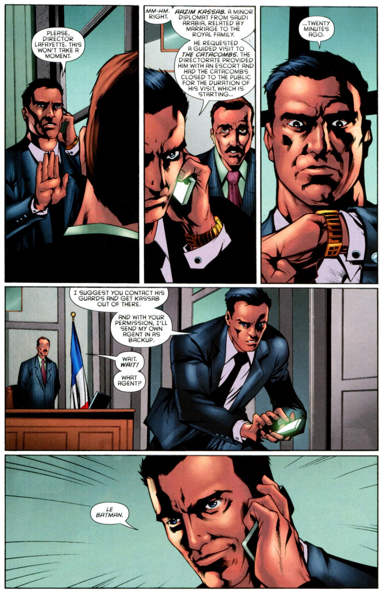 Read online Detective Comics (1937) comic -  Issue # _Annual 12 - 12