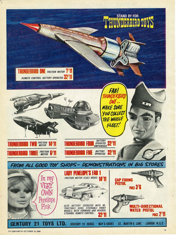Read online TV Century 21 (TV 21) comic -  Issue #93 - 12