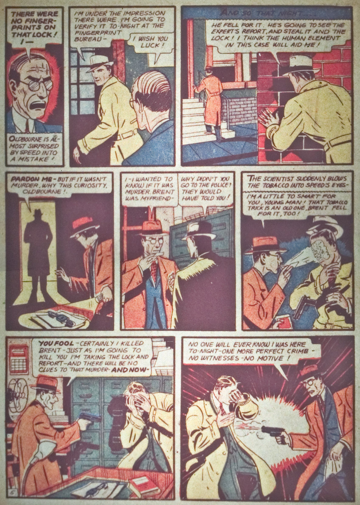 Detective Comics (1937) 29 Page 39