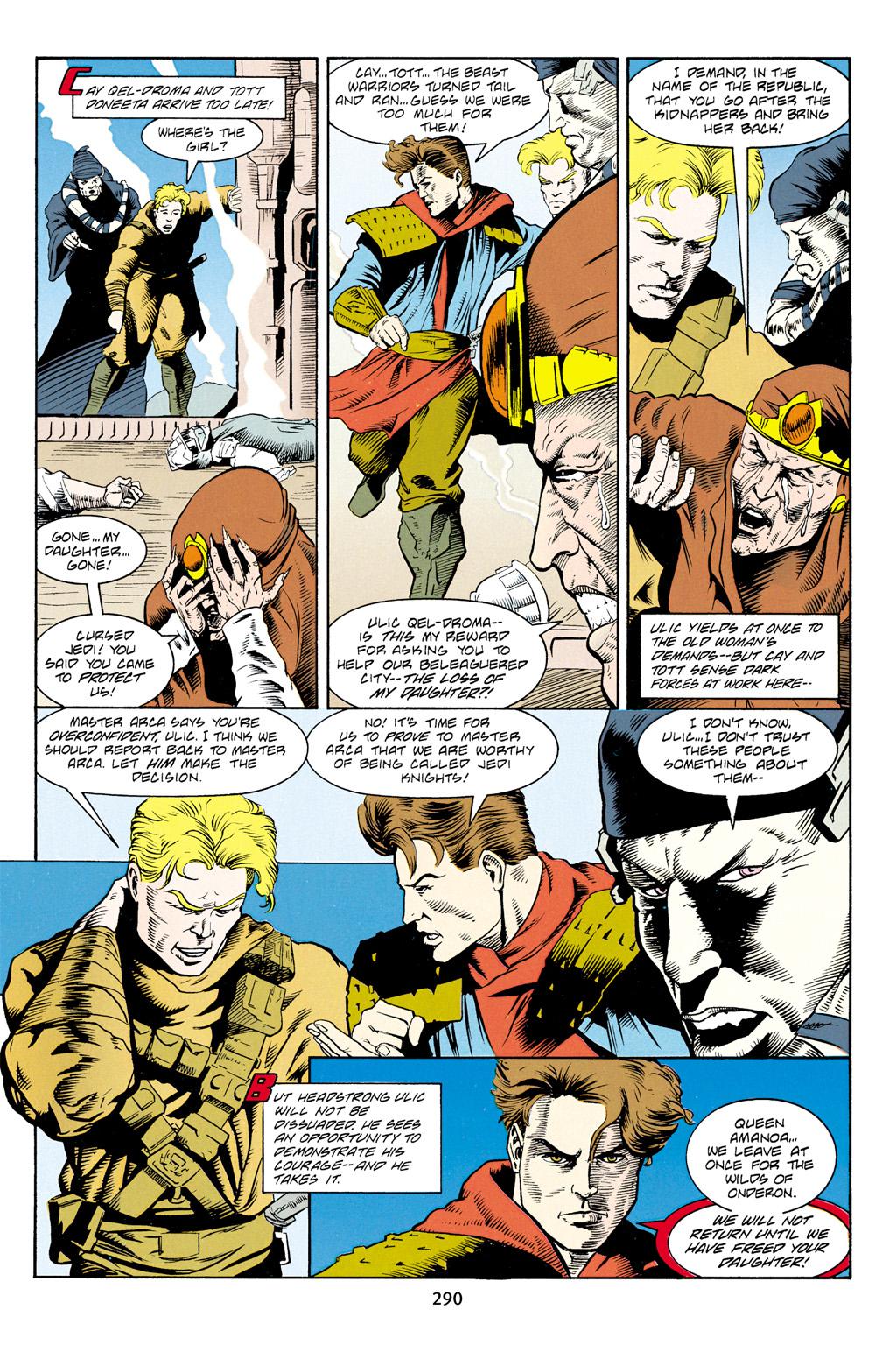Read online Star Wars Omnibus comic -  Issue # Vol. 4 - 279