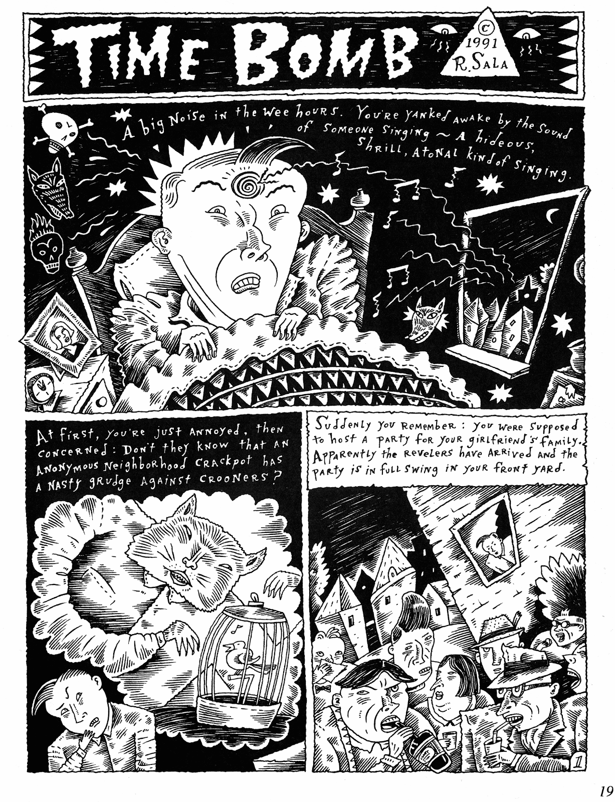 Drawn & Quarterly (1990) issue 7 - Page 21