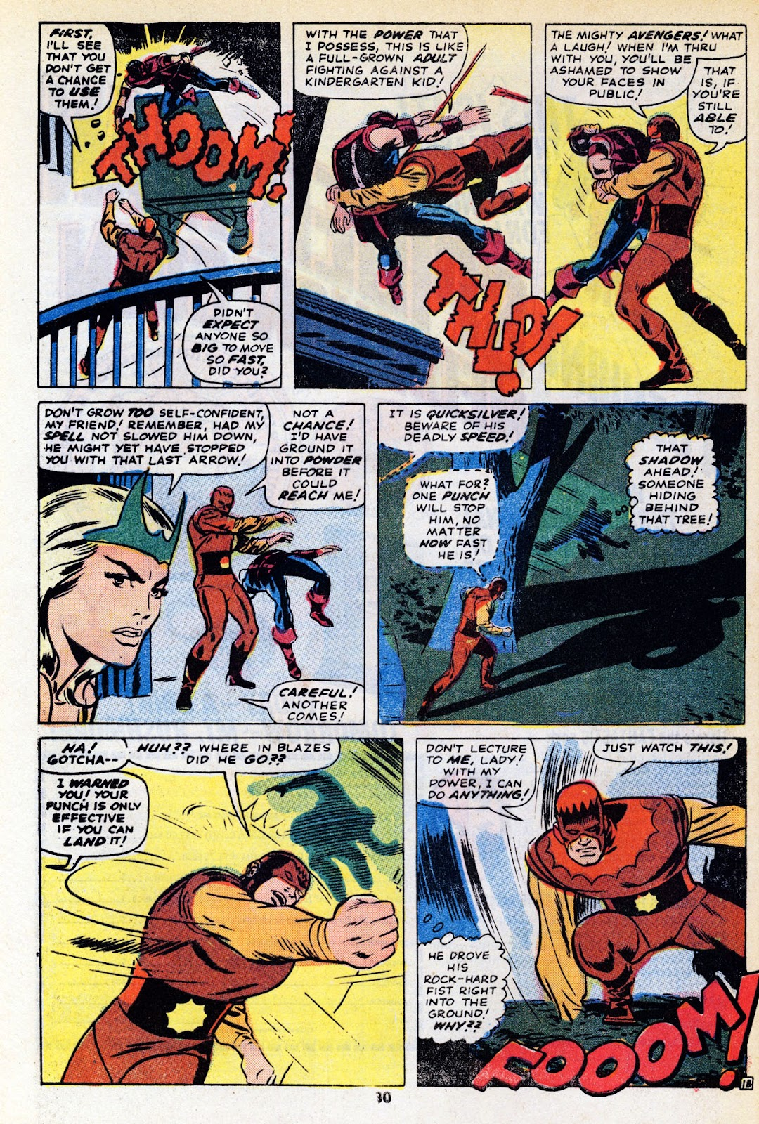 Marvel Triple Action (1972) issue 15 - Page 32