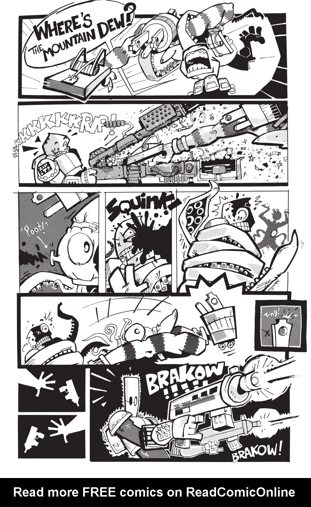 Read online Scud: The Disposable Assassin: The Whole Shebang comic -  Issue # TPB (Part 4) - 67