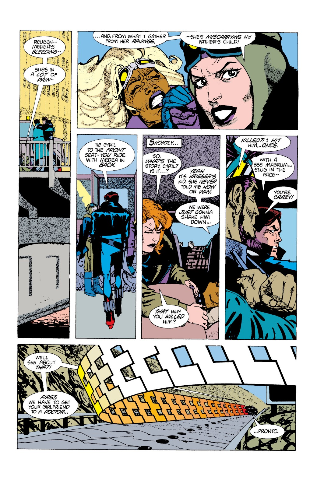 American Flagg! issue Definitive Collection (Part 1) - Page 96
