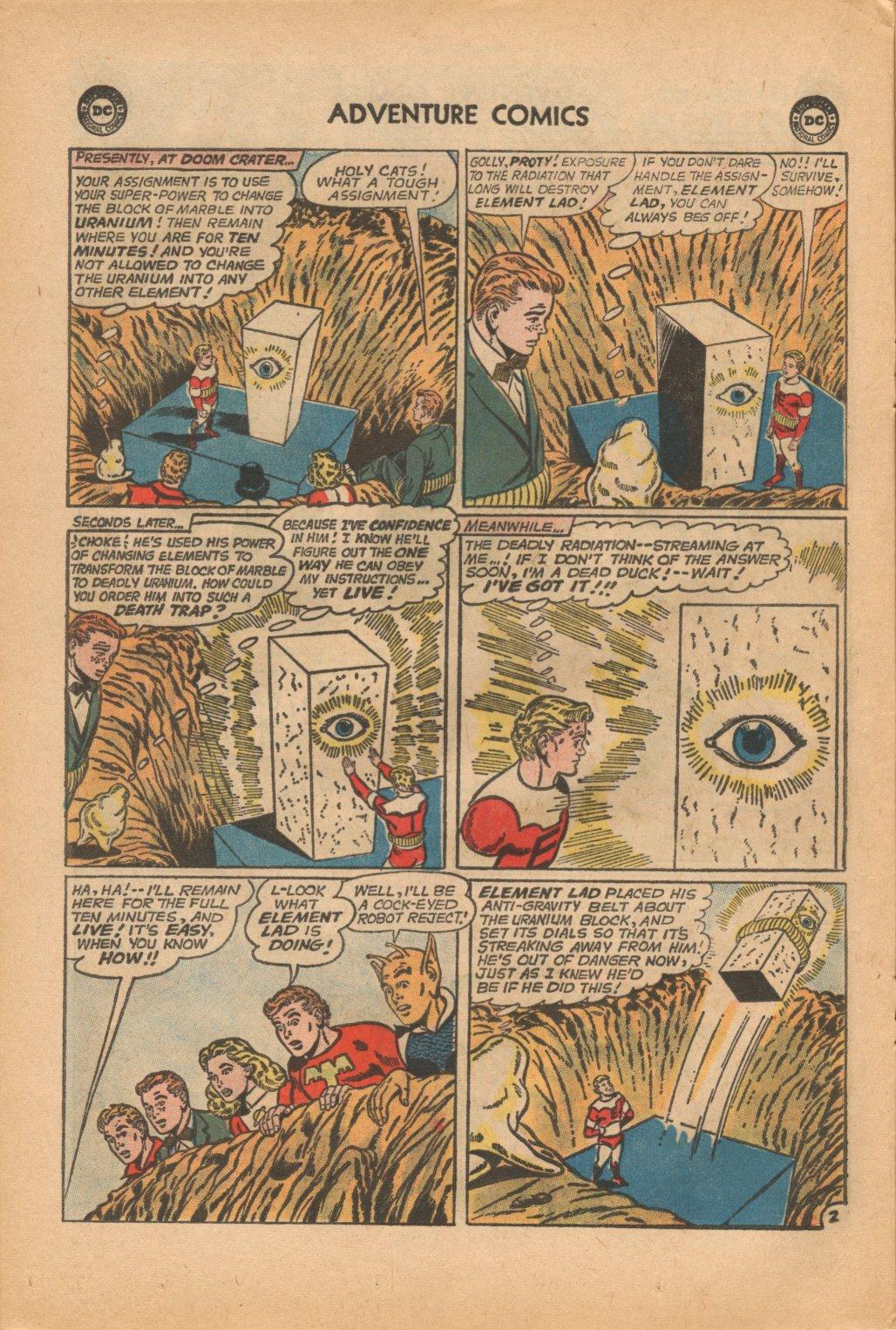 Read online Adventure Comics (1938) comic -  Issue #323 - 14