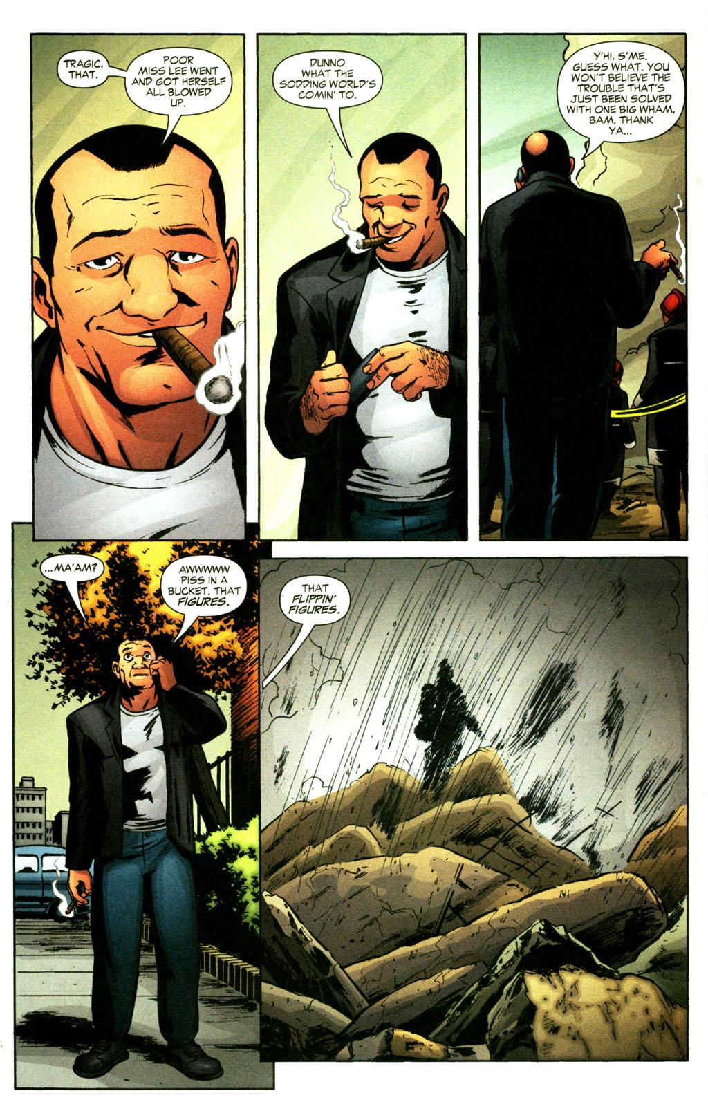 Read online Fallen Angel (2003) comic -  Issue #16 - 8