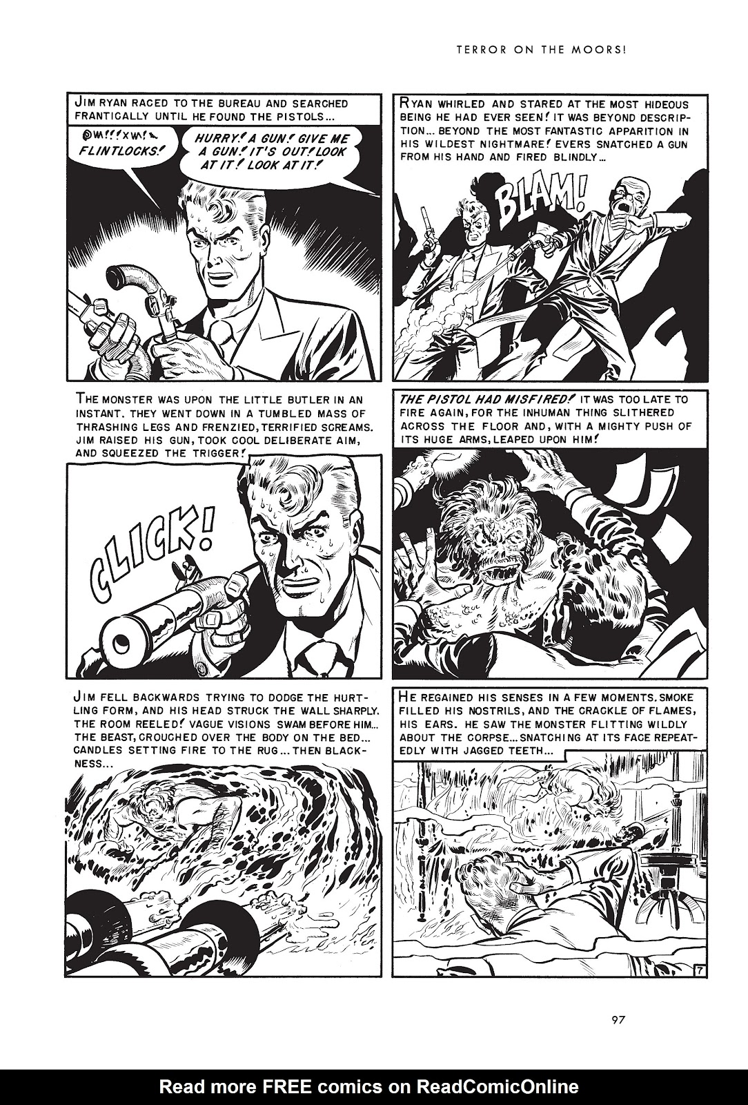 Read online Voodoo Vengeance and Other Stories comic -  Issue # TPB (Part 2) - 15