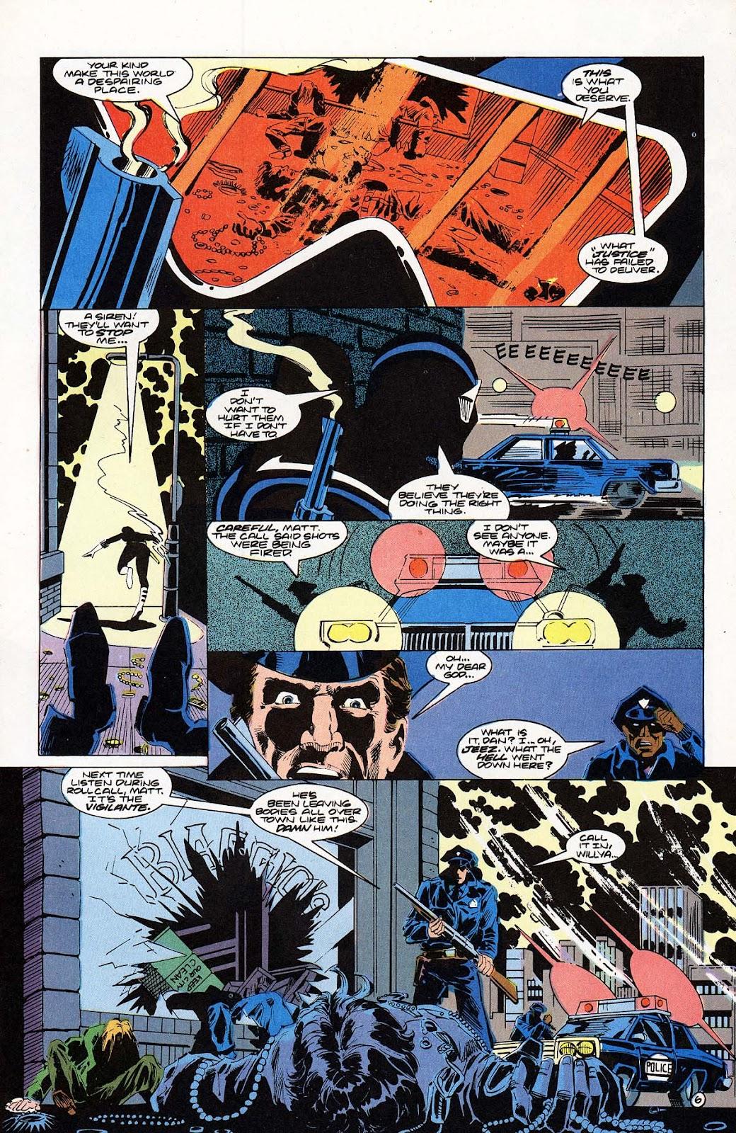 Vigilante (1983) issue 22 - Page 7
